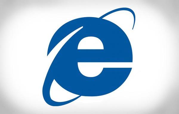 Logo de Internet Explorer 11