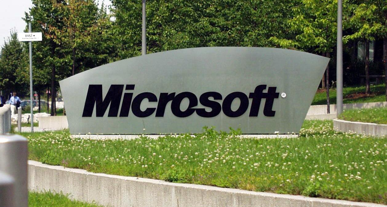 Imagen del campus de Microsoft, en Redmond