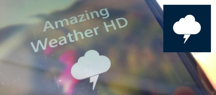 Amazing Weather HD