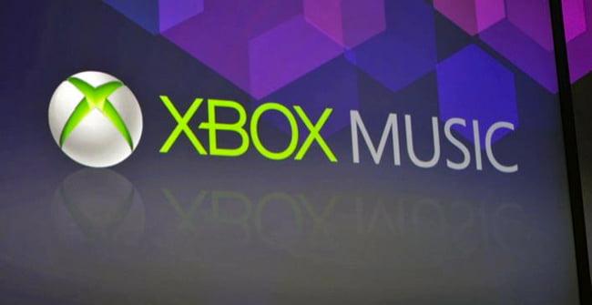 Xbox Music cartel