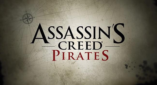 Assasins creed pirates