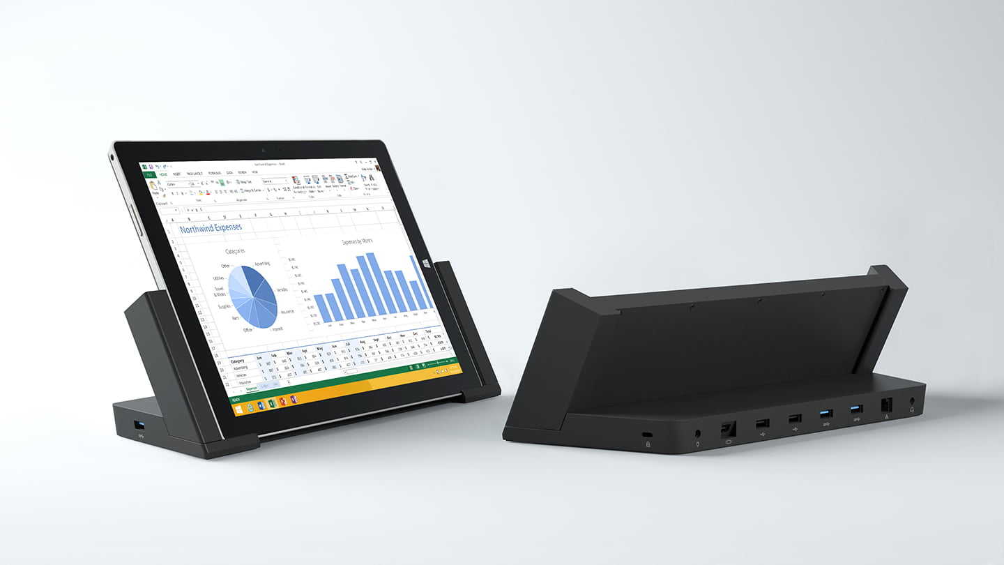 Docking para Surface Pro 3
