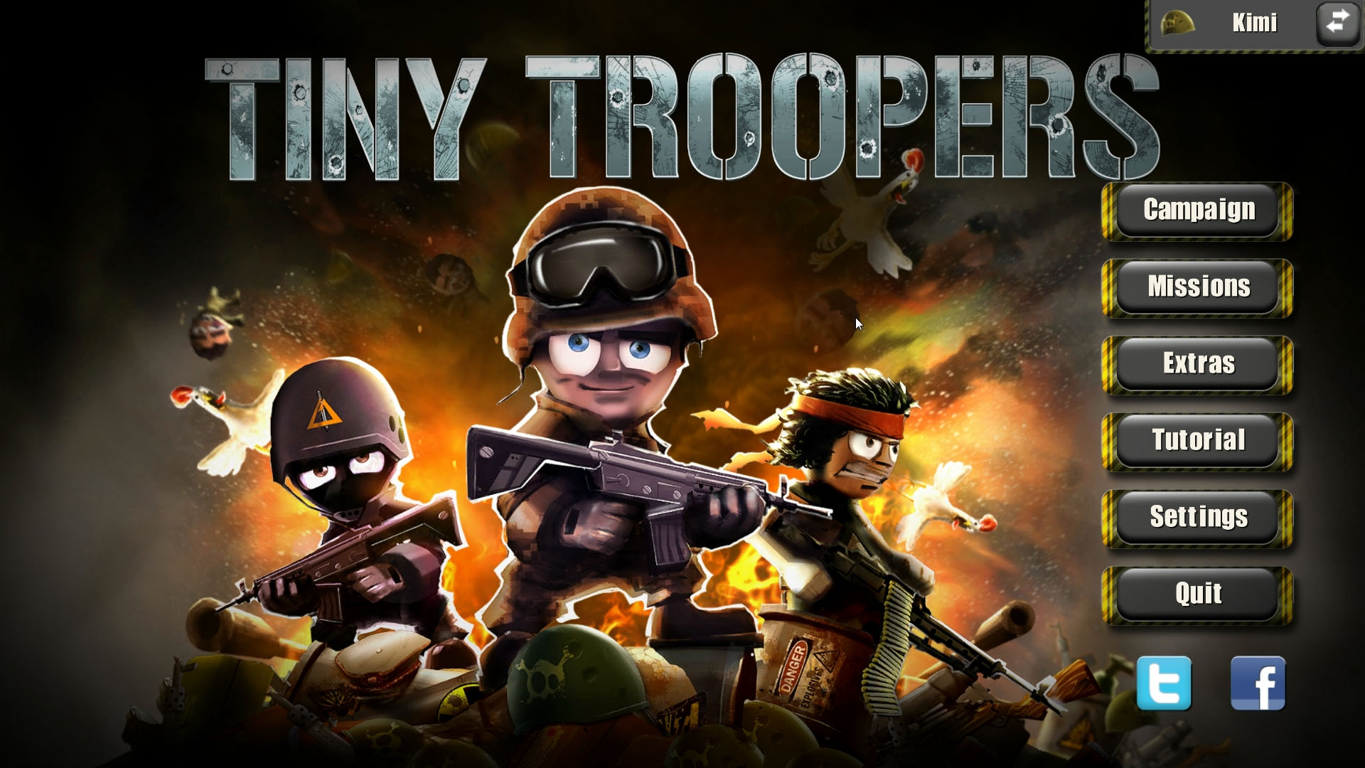 Game Troopers llegará con Tiny Troopers a Windows Phone