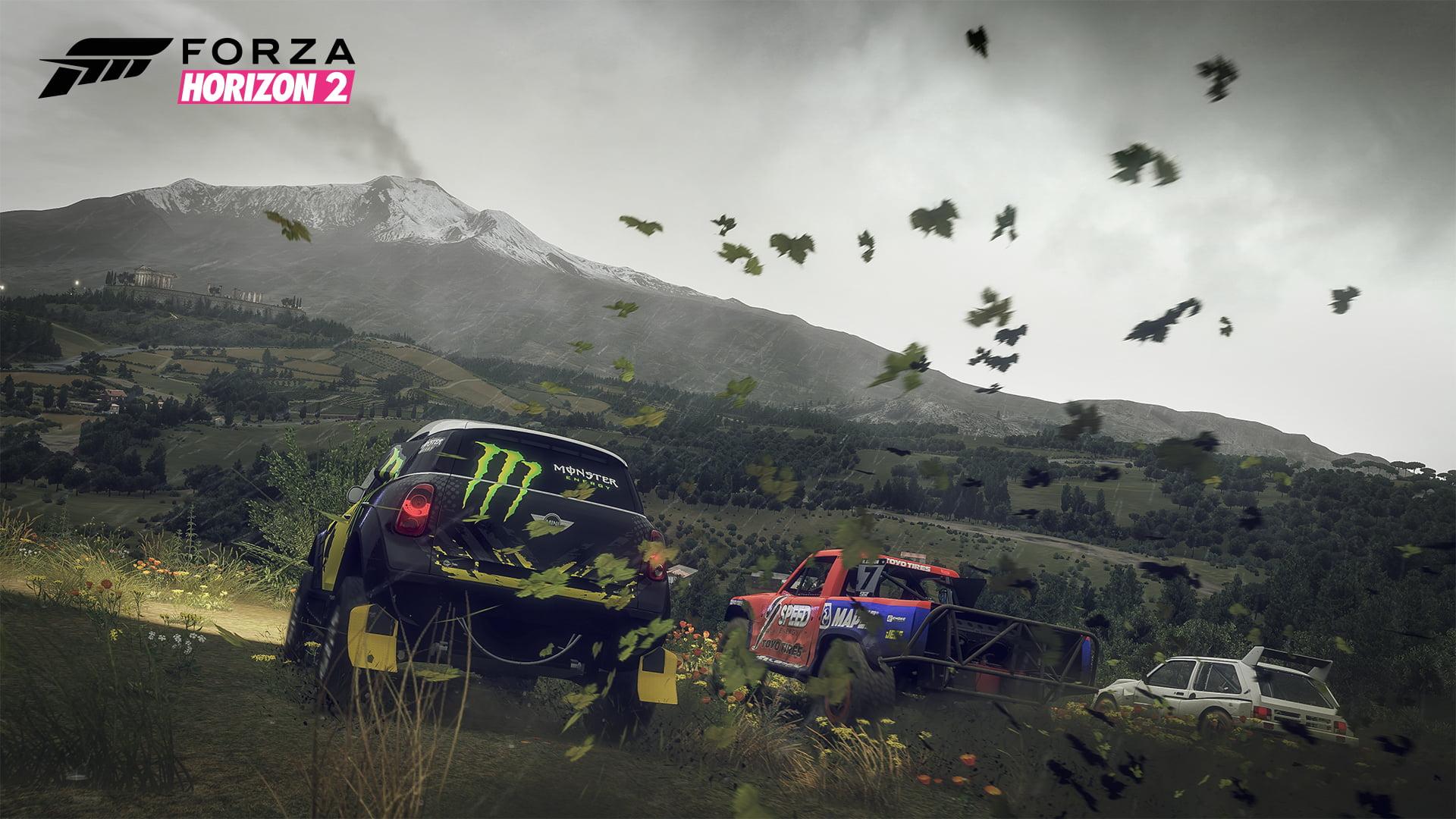 Forza Horizon 2 expansión