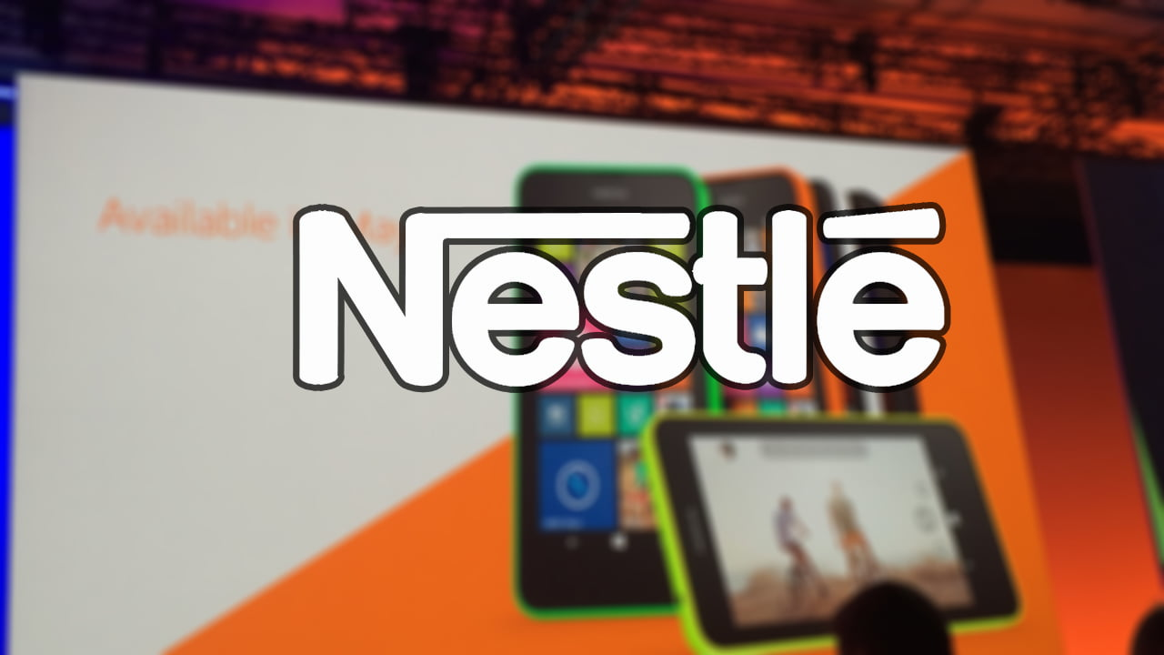 Nestlé adquiere Lumias 630 para Pakistán