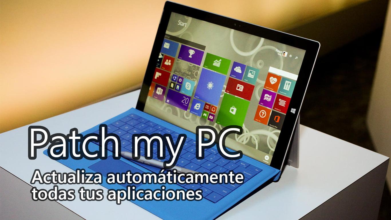 Patch my PC windows