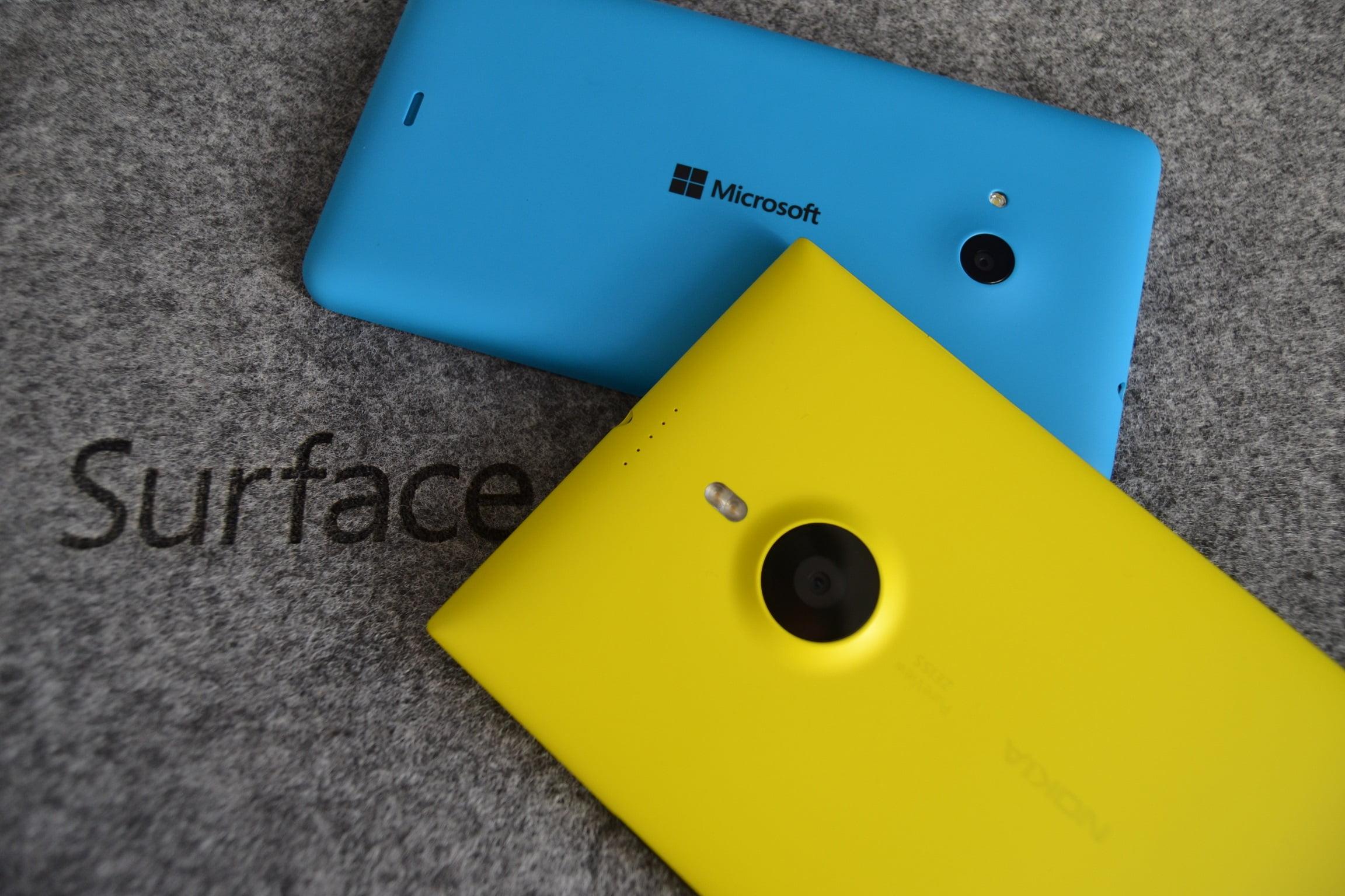 Surface Lumia Windows
