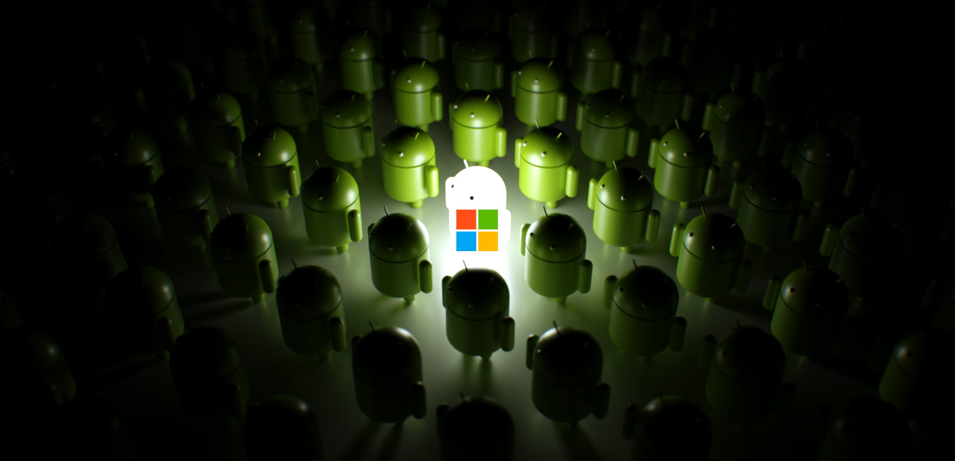 Microsoft en Android
