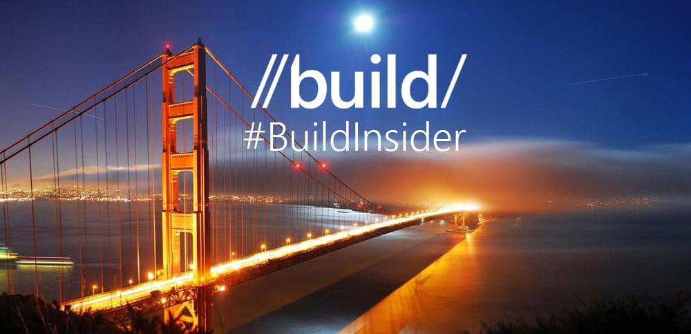 Build Insider 2015
