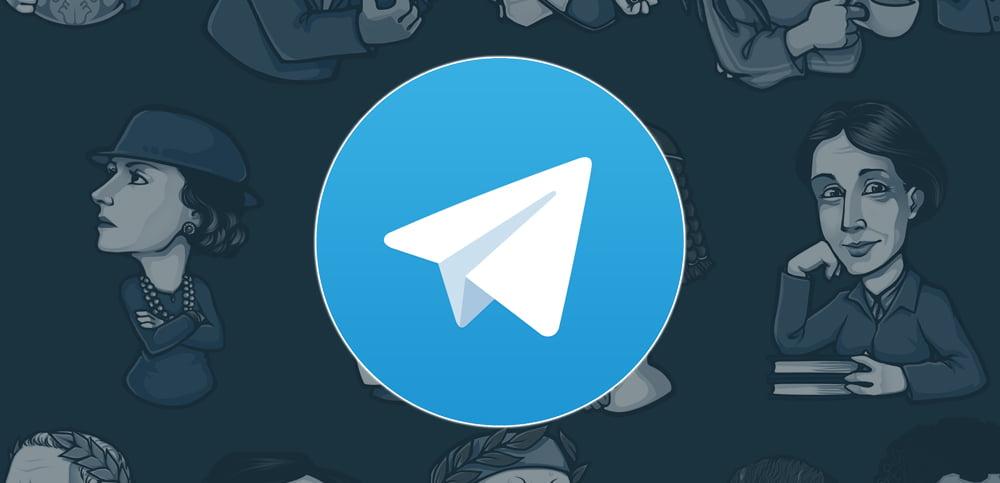 Utilizando pegatinas con Telegram Beta