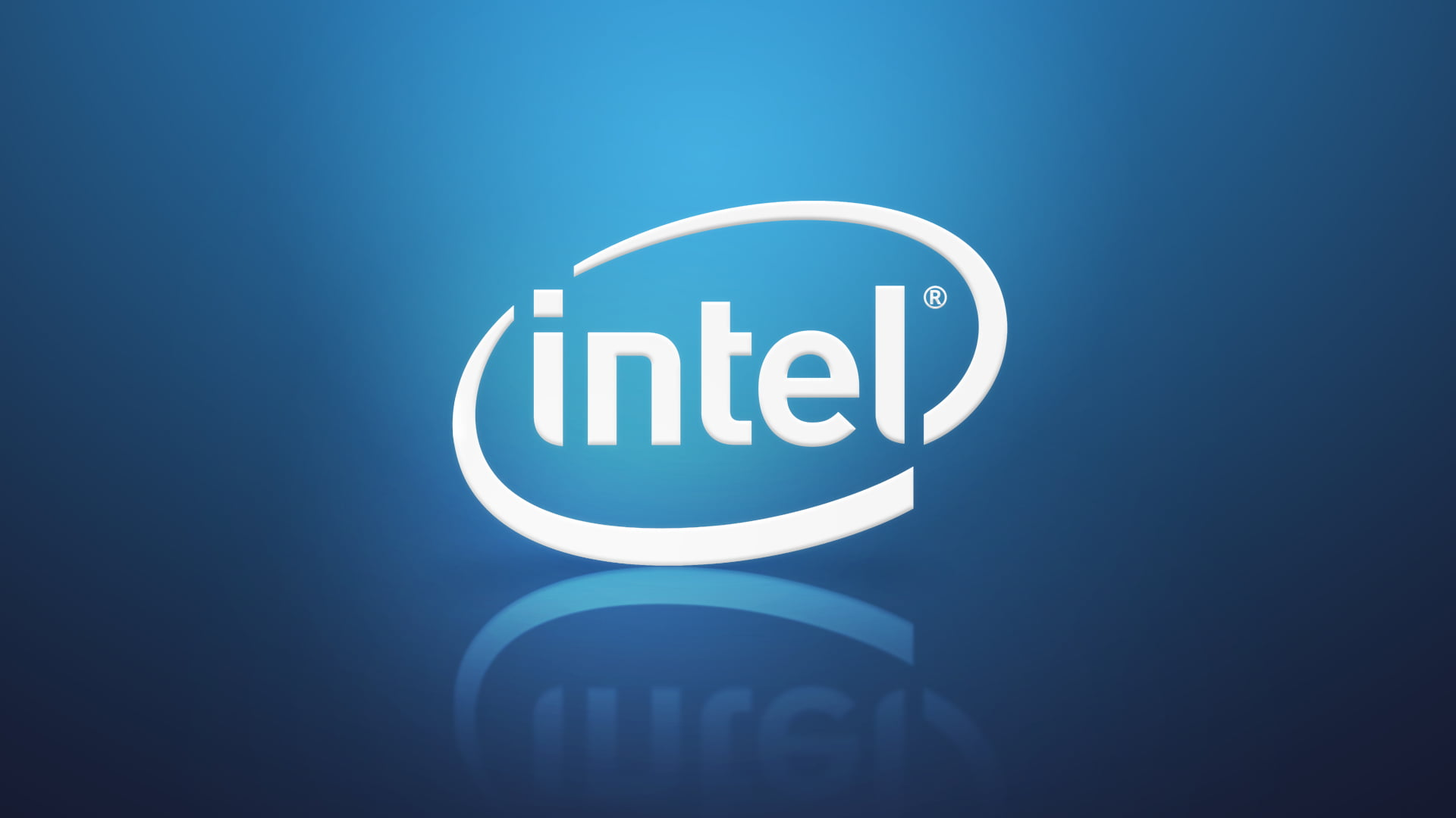 El logotipo de Intel, procesadores que estarán presentes en Windows 10