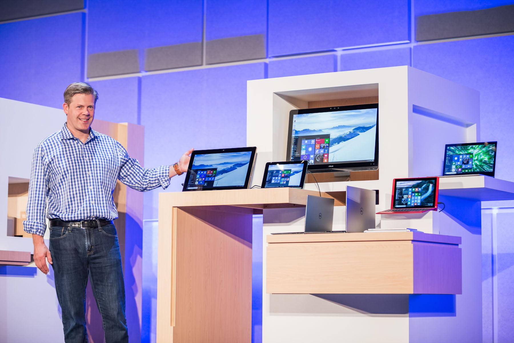 Microsoft espera el apoyo de los partners a Windows 10