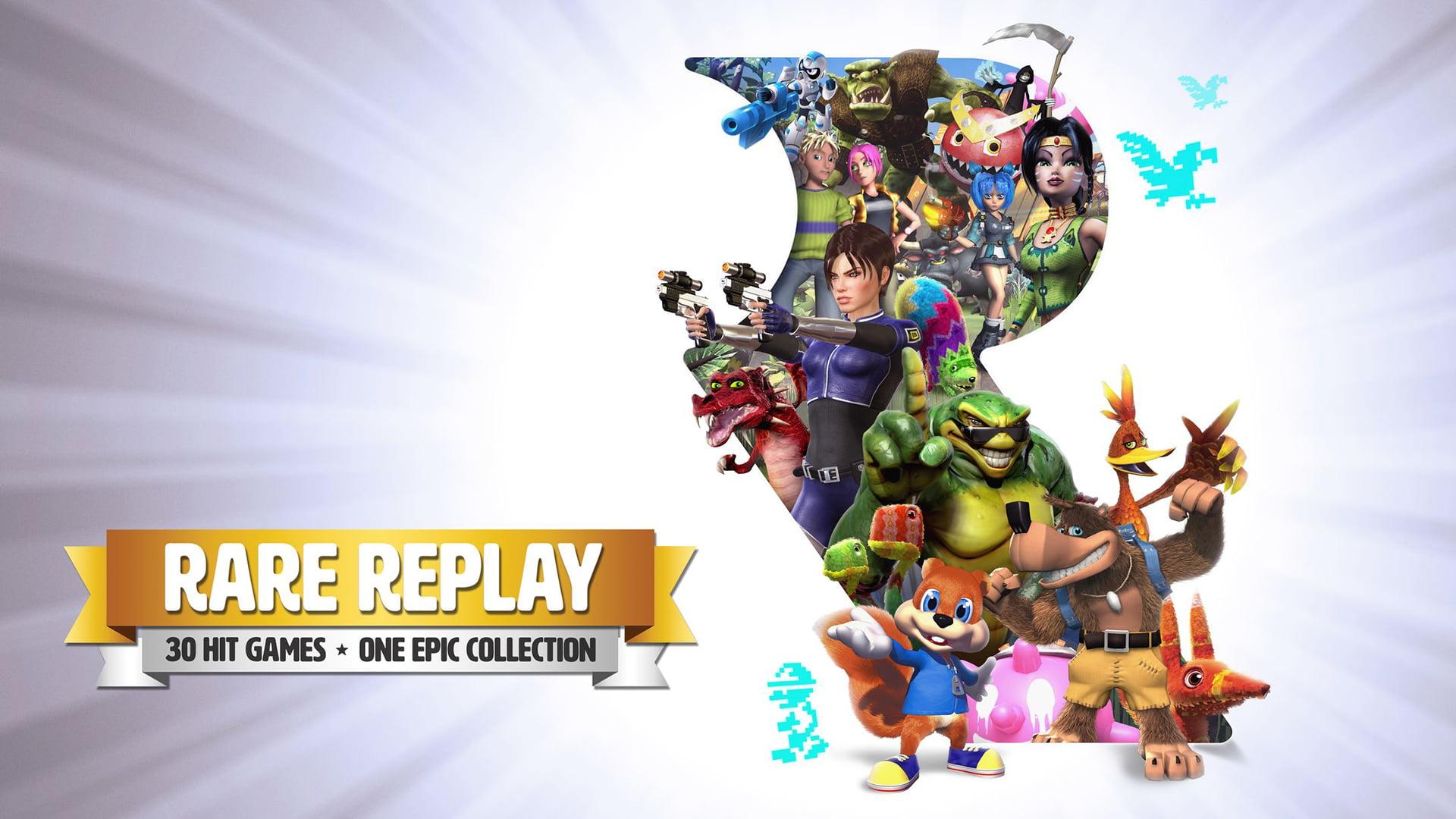 Rare llega a Xbox One