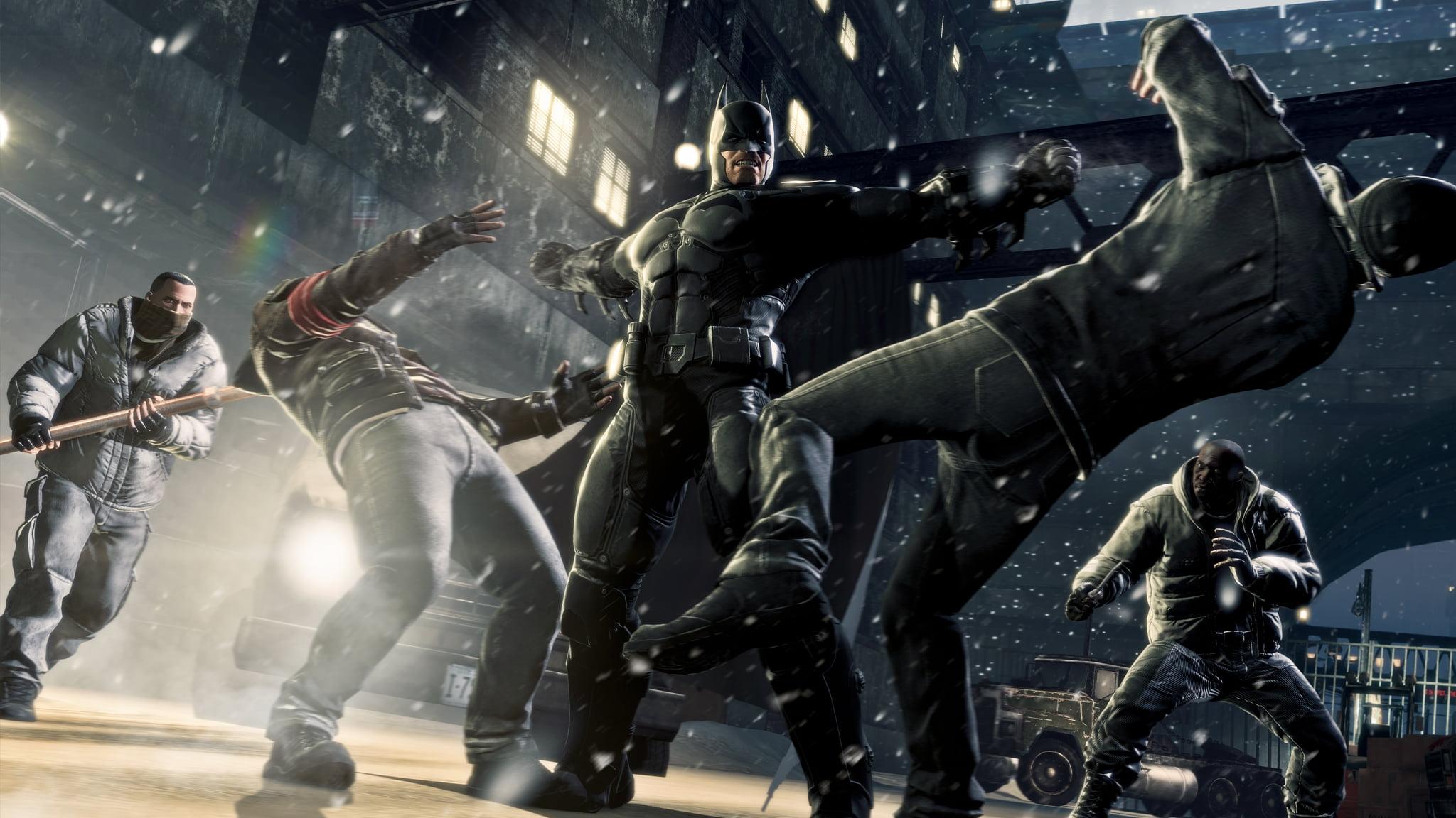Imagen promocional de Batman Arkham Origins para Xbox 360