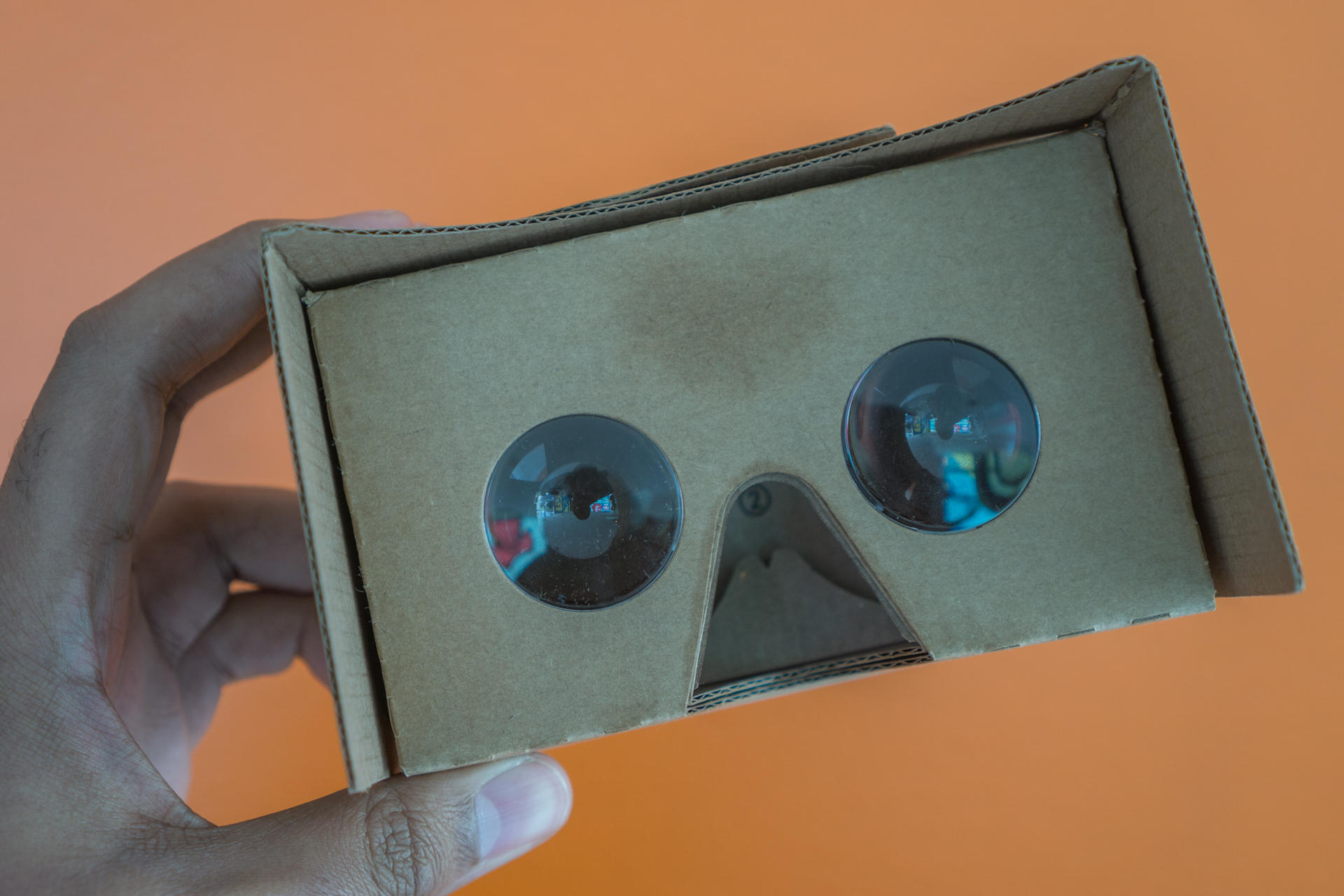 El Google Cardboard