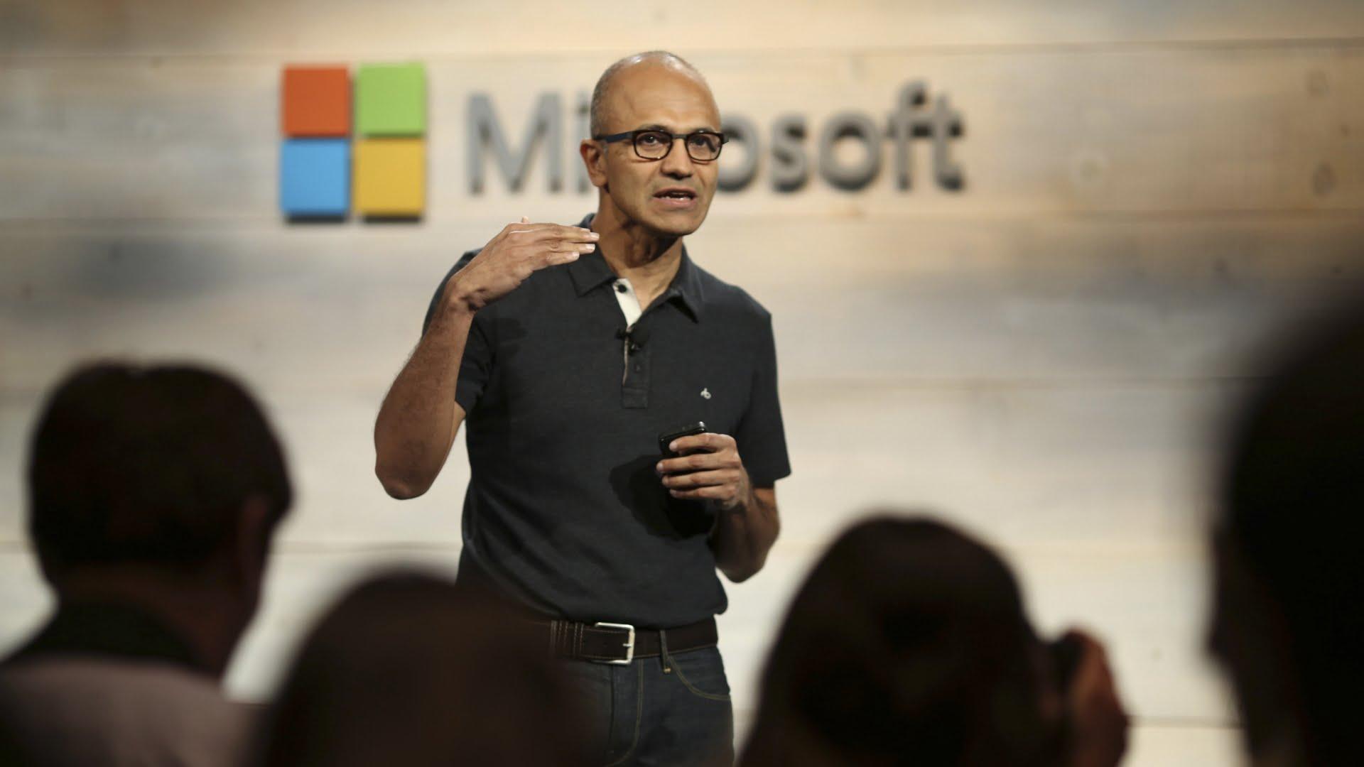 Nadella, la chispa que le faltaba a Microsoft