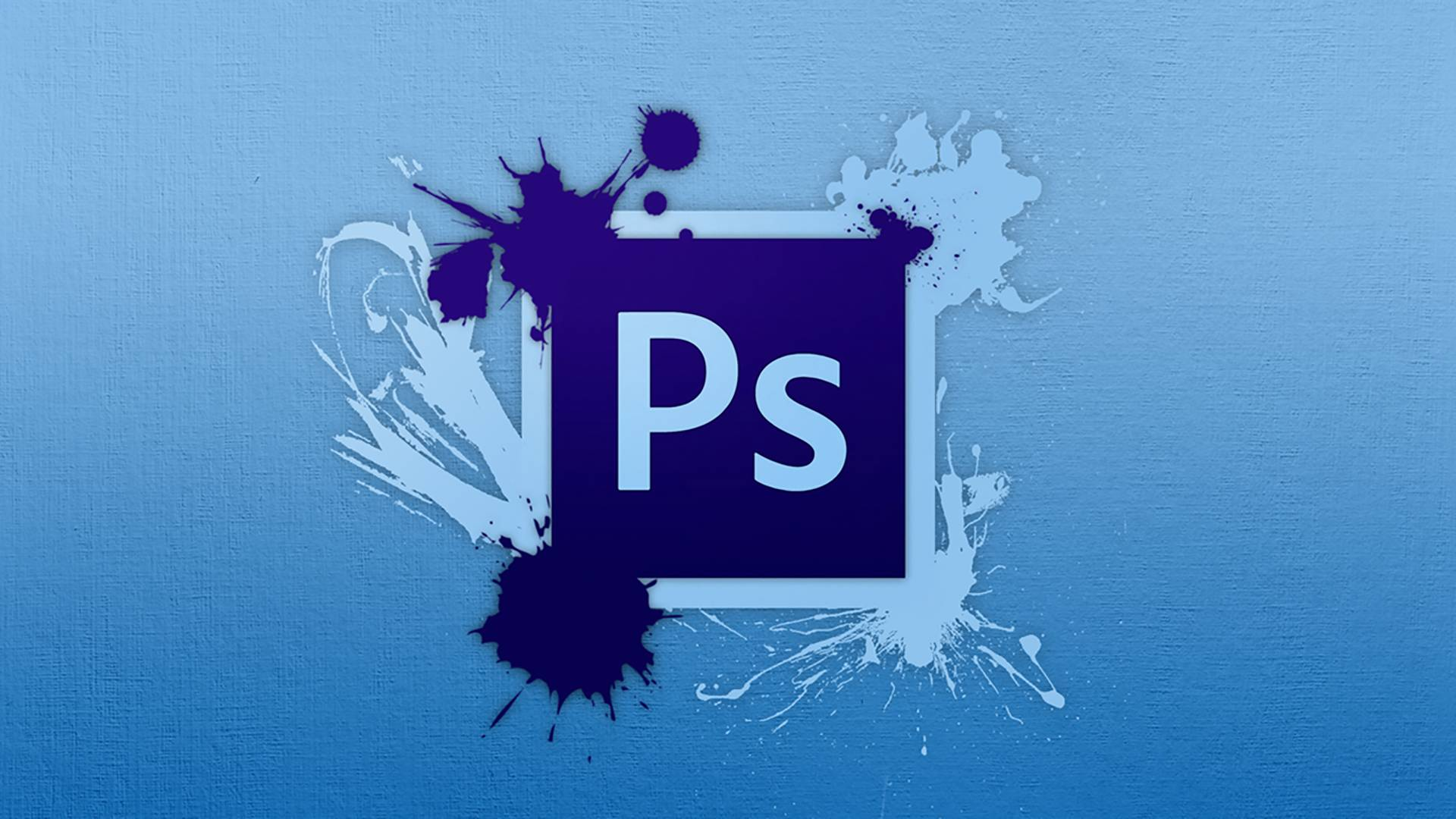 Logo de inicio de Photoshop CS6