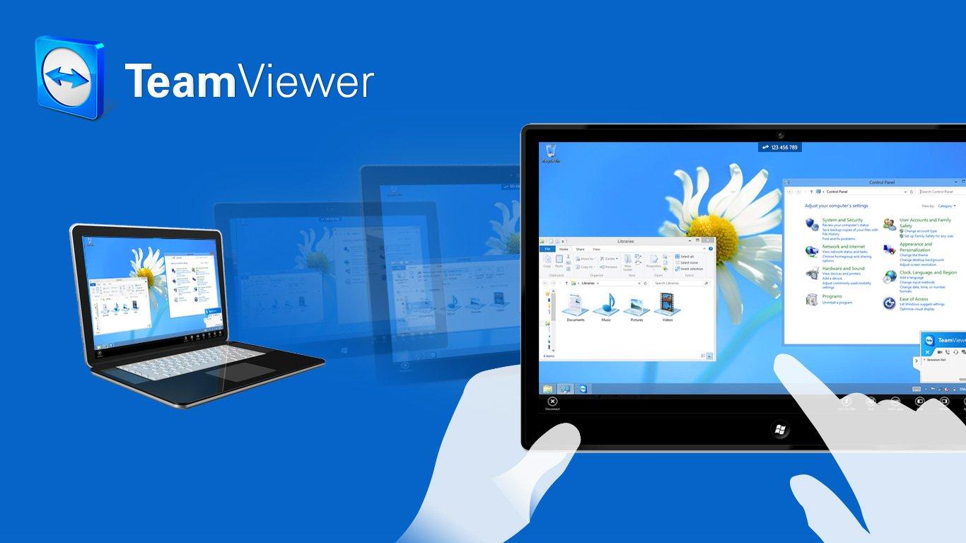 Teamviewer: Remote Control se convierte en app universal de
