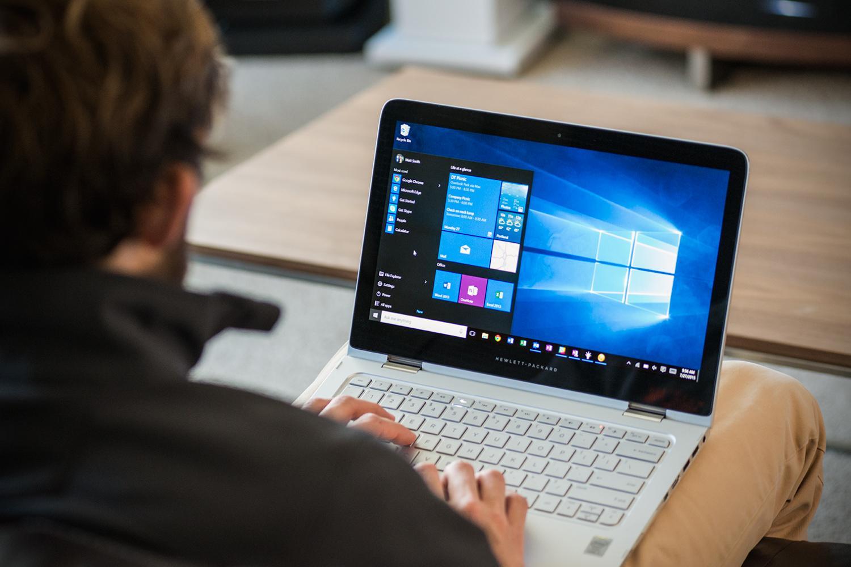 Equipo con Windows 10