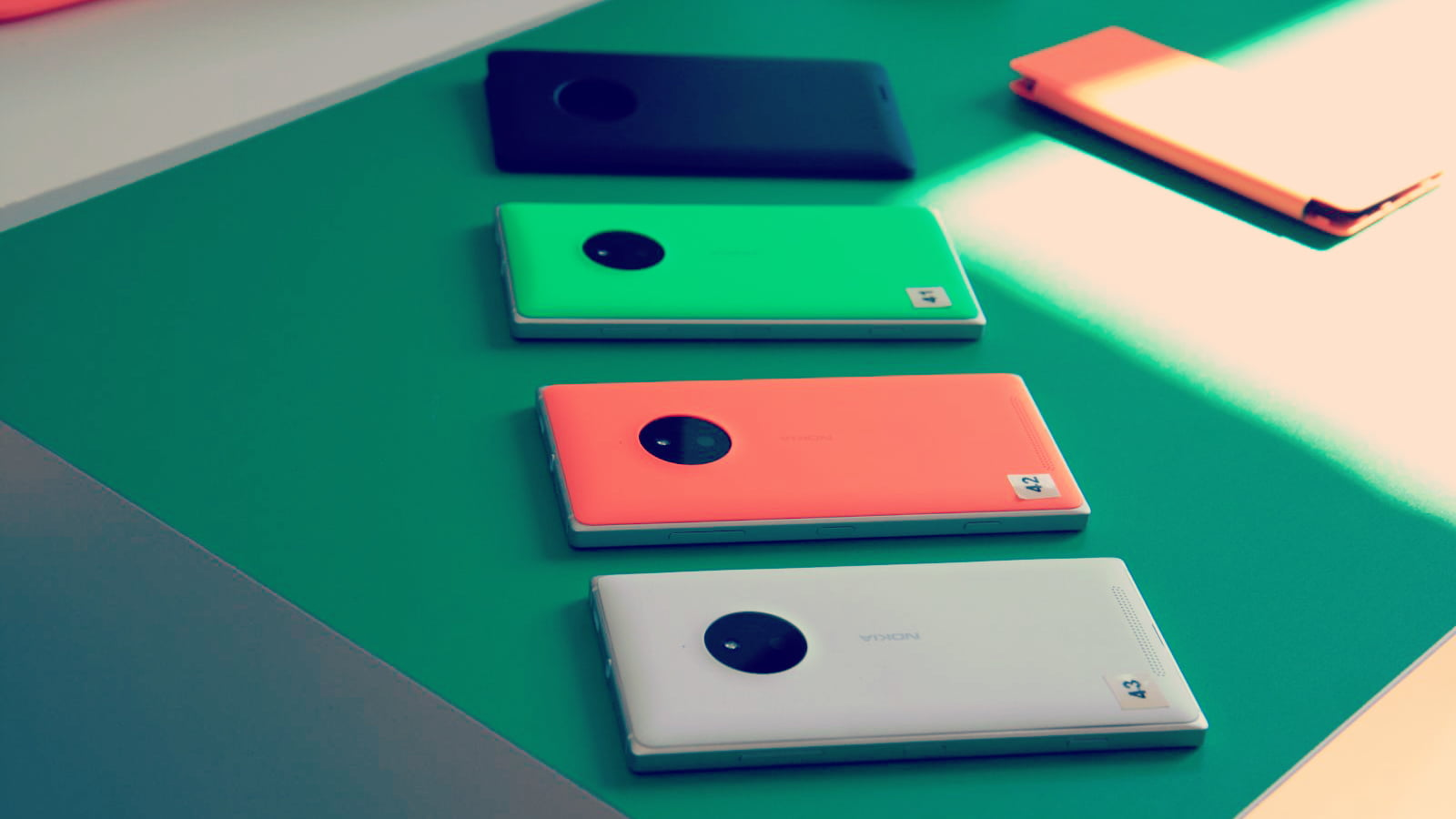 Lumia 830 artística