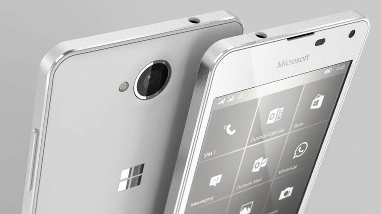 Render del Lumia 650