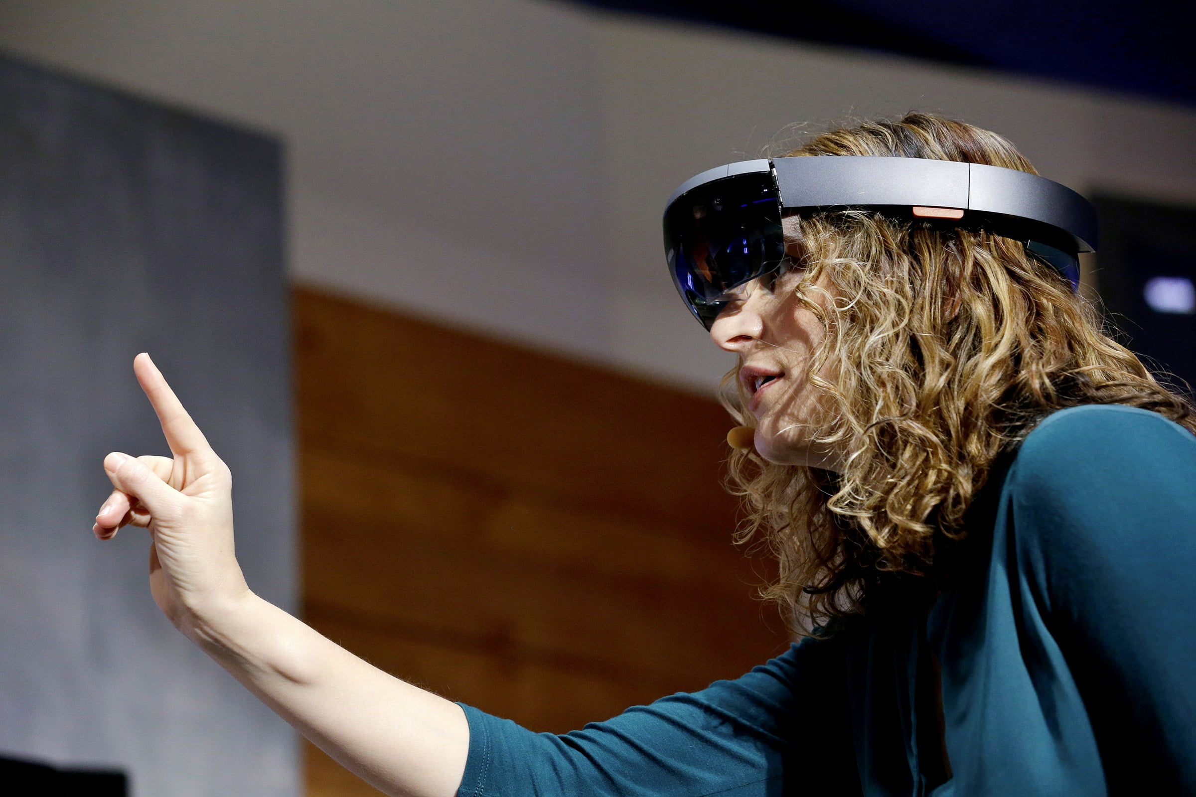 HoloLens gana peso en Europa