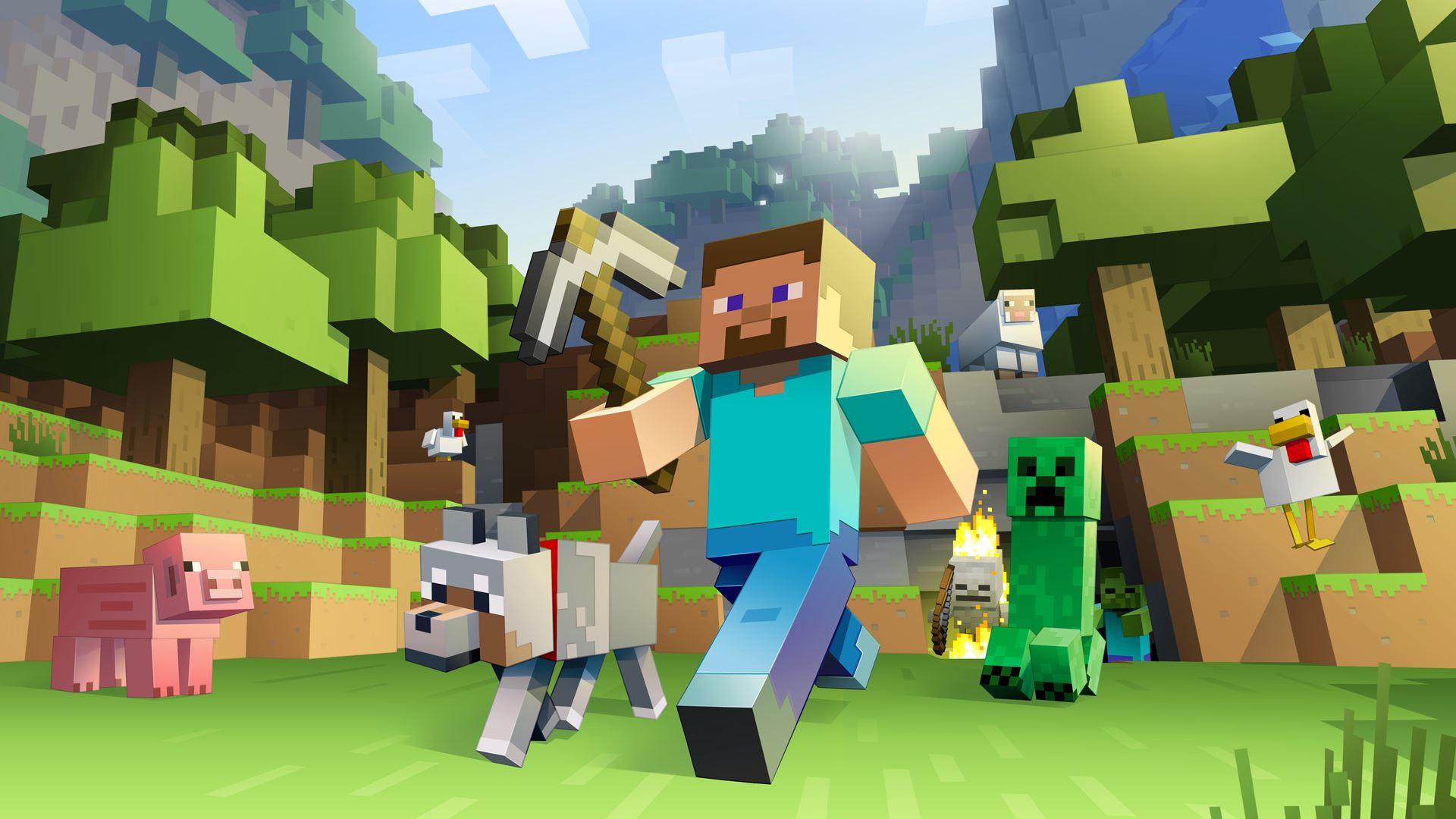 Nuevos aspectos llegan a Minecraft