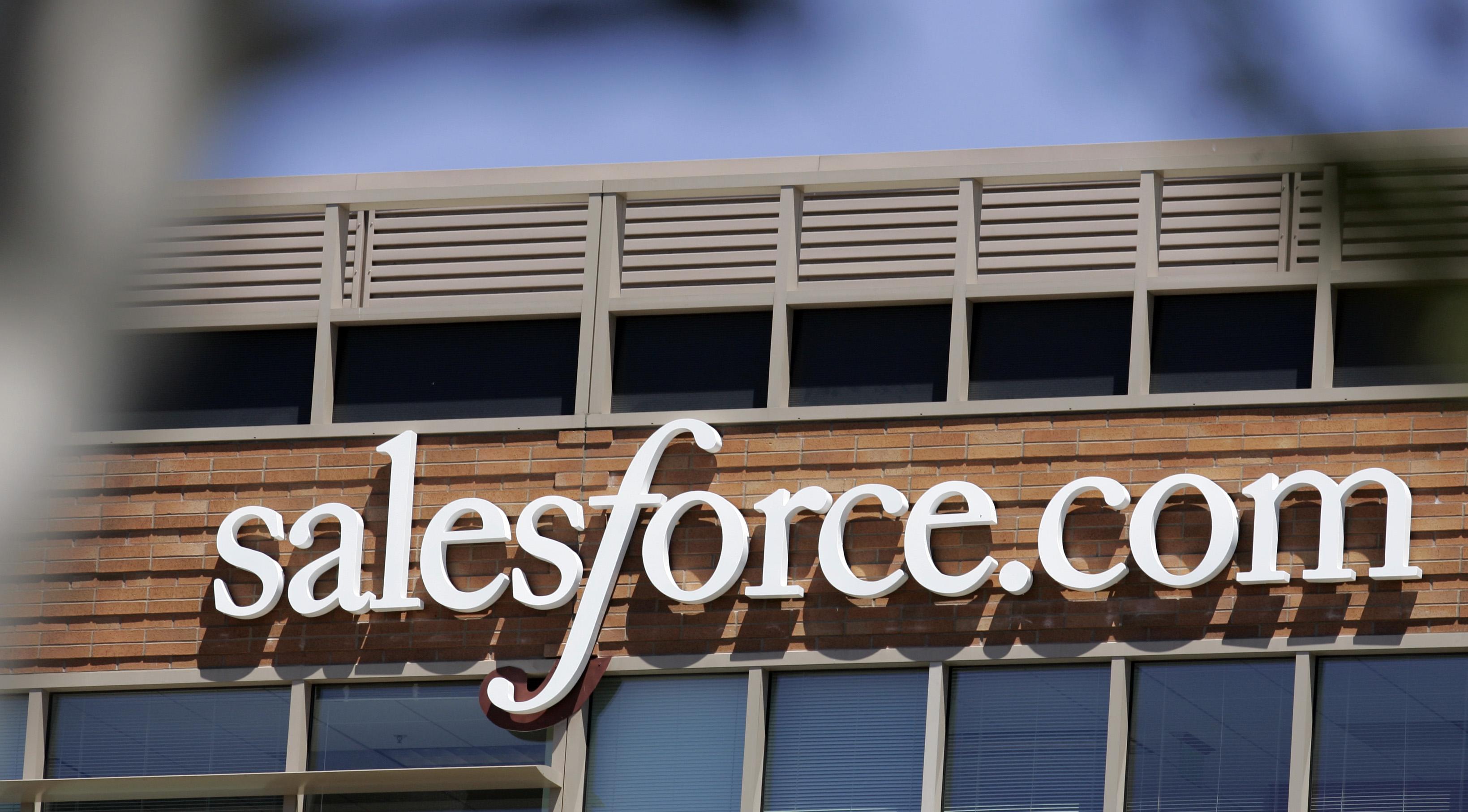 Salesforce llega a Teams