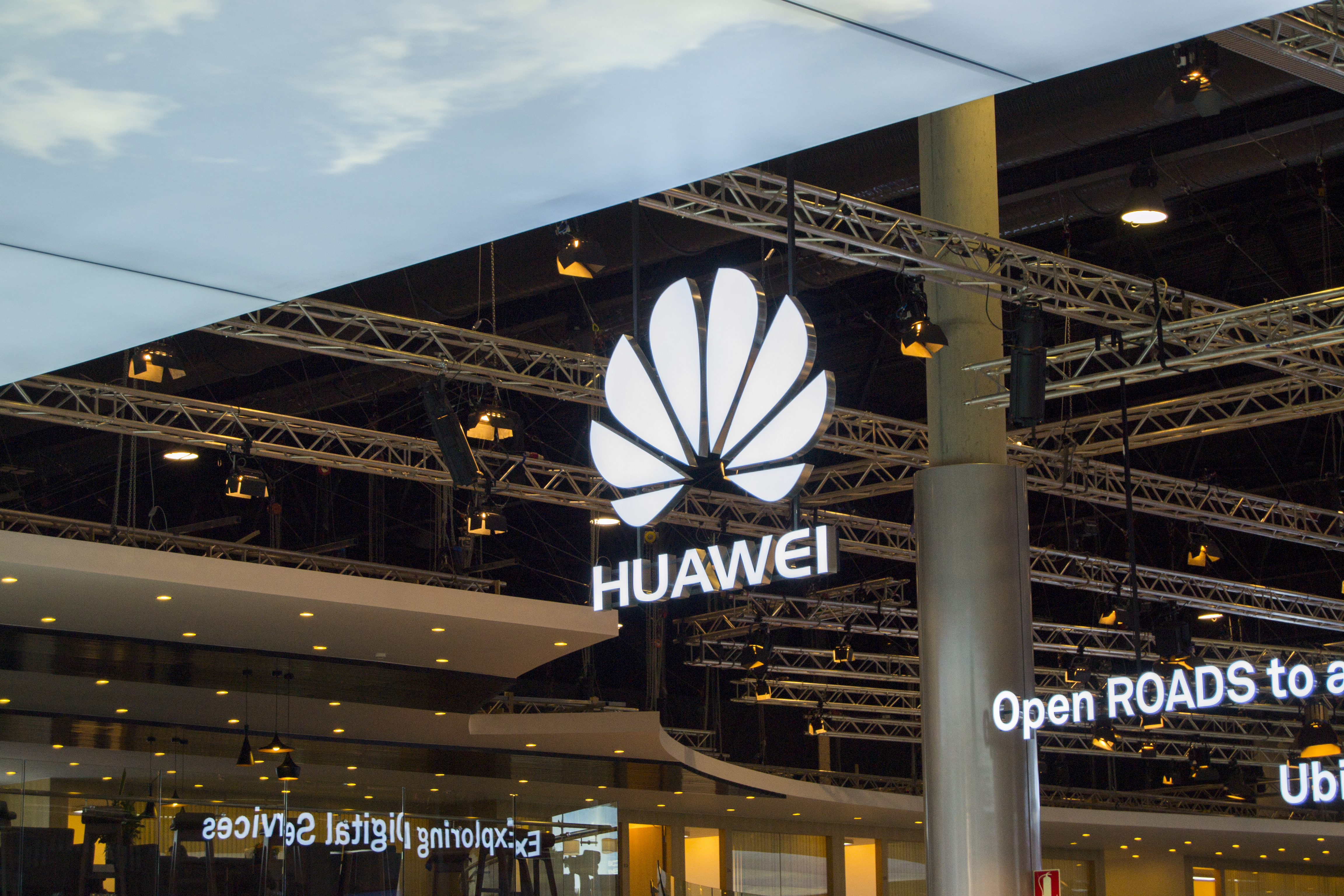 Huawei en el Mobile World Congress