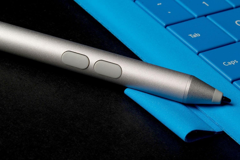 Stylus de una Surface Pro 3