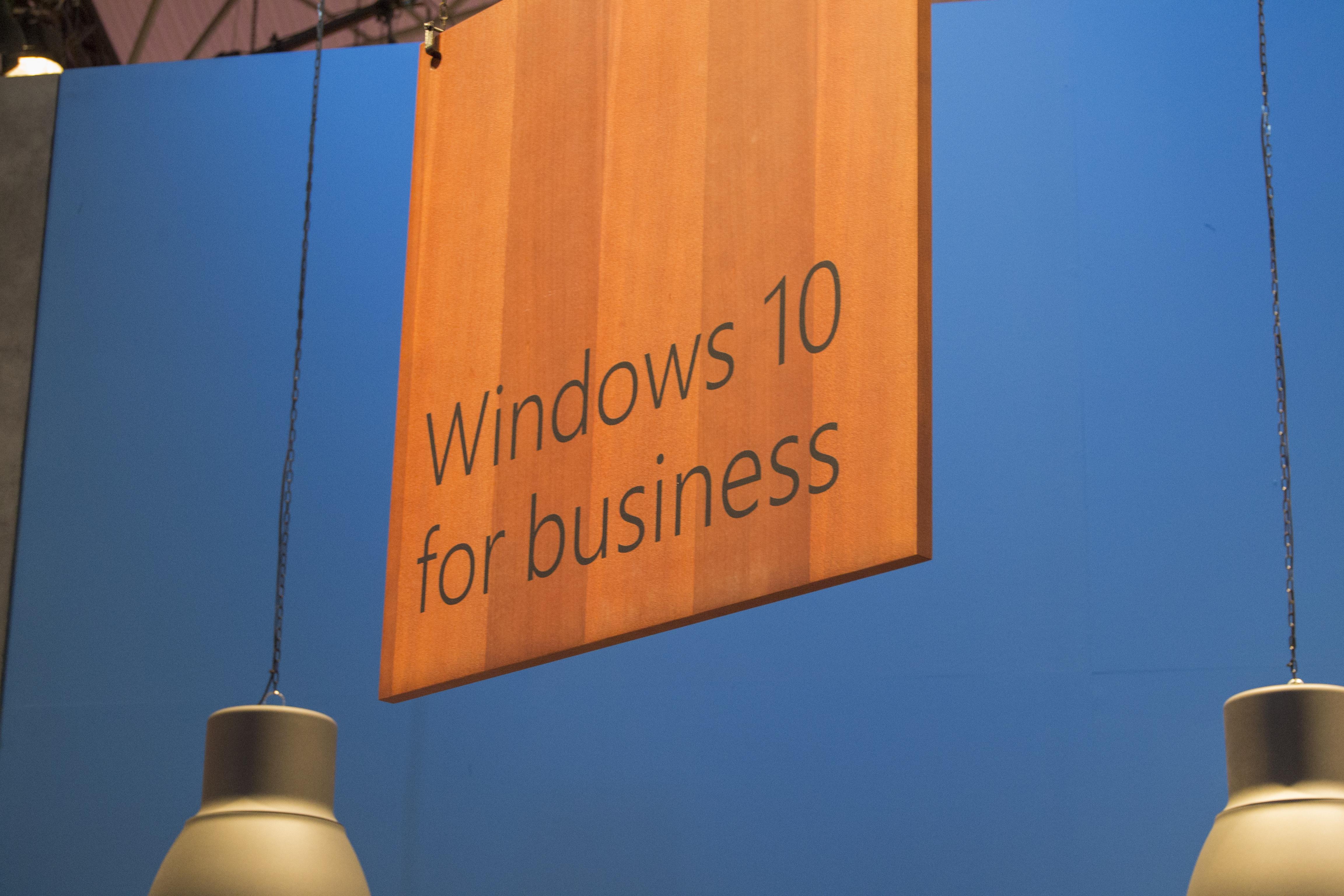 Windows 10 Enterprise E3 ya es oficial