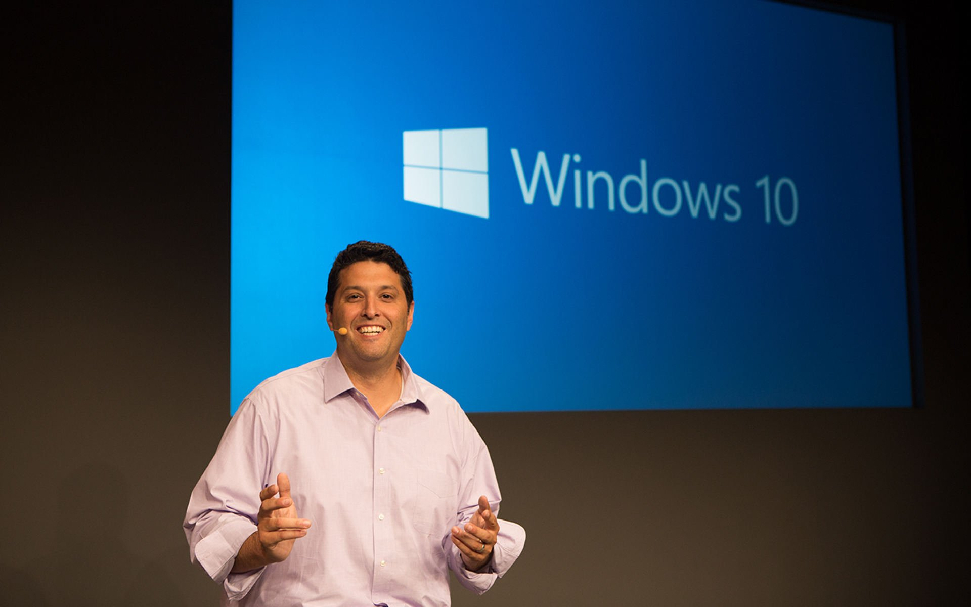 Terry Myerson habla sobre Windows 10 Mobile