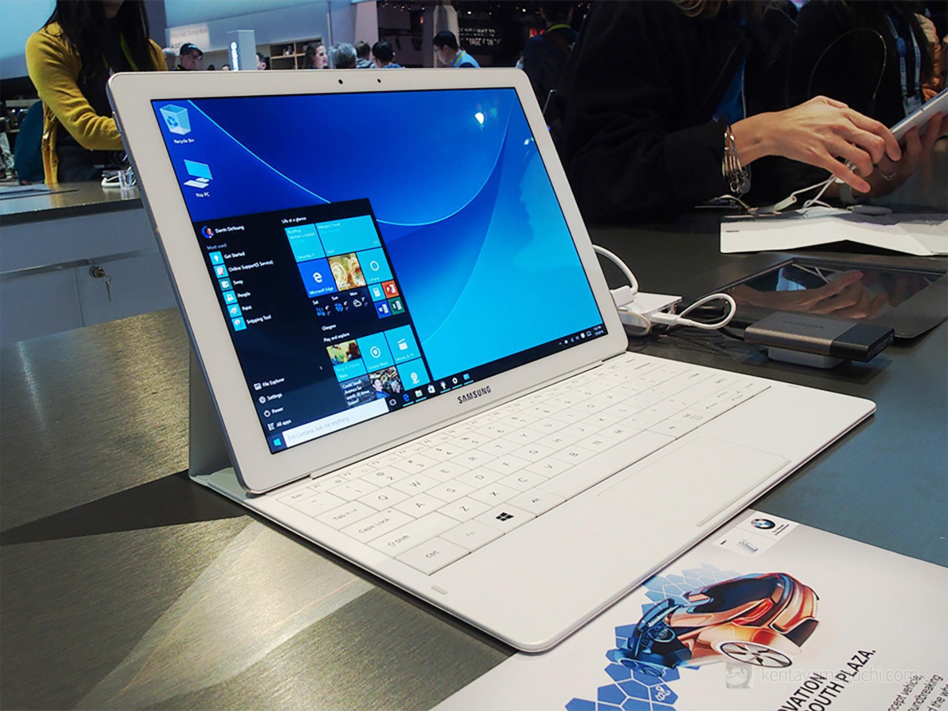 La Galaxy Tab Pro S se emparejará con los móviles Samsung