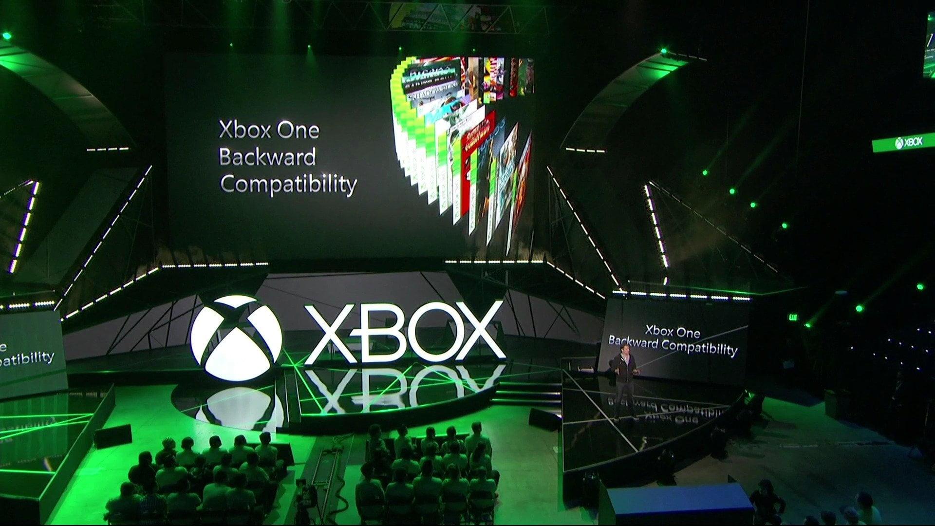 Microsoft anuncia la retrocompatibilidad en el E3