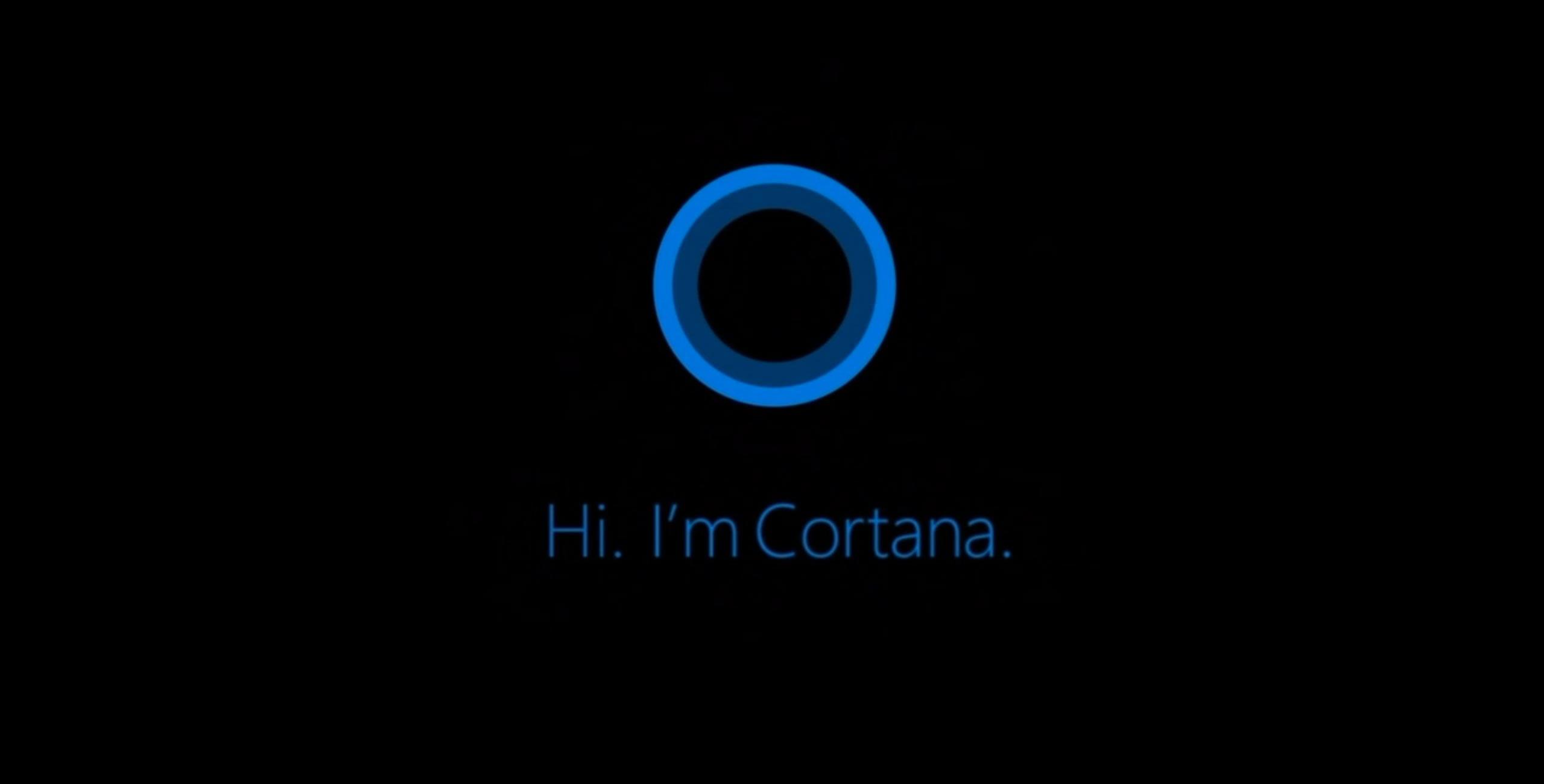 Cortana para Windows