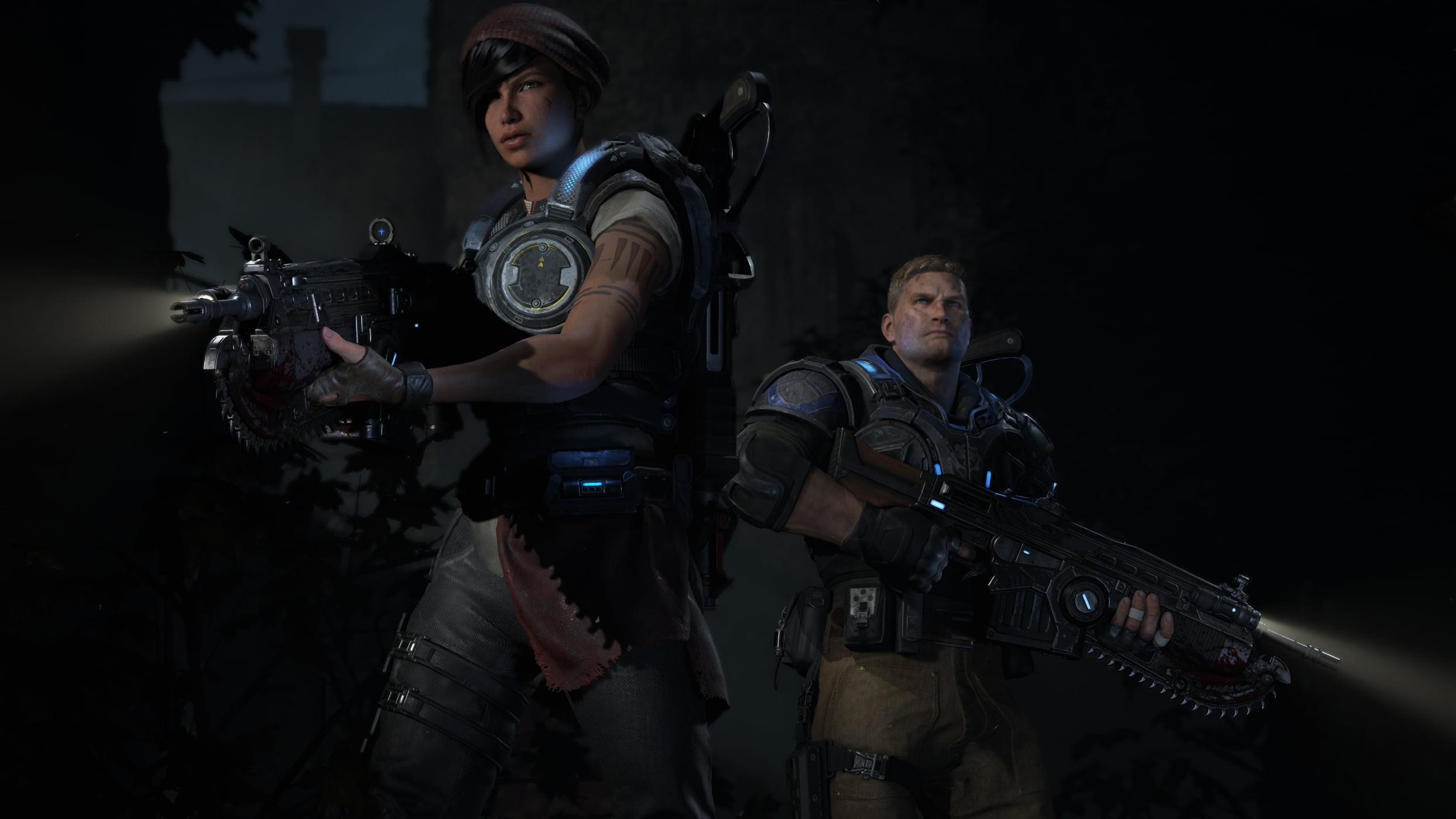 Gears of War 4 entre las ofertas de la semana
