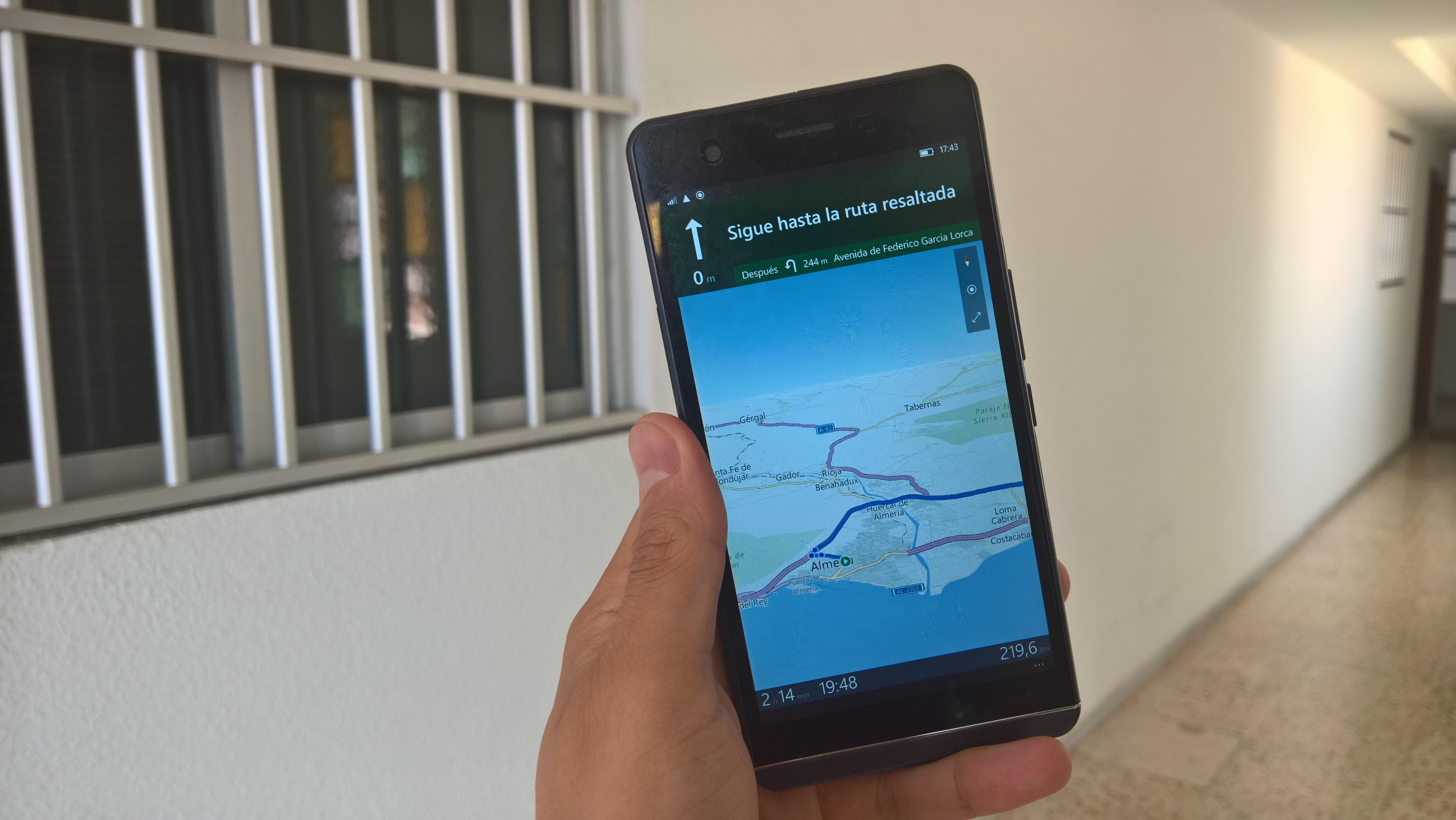 Llega la nueva aplicación de Mapas para Windows