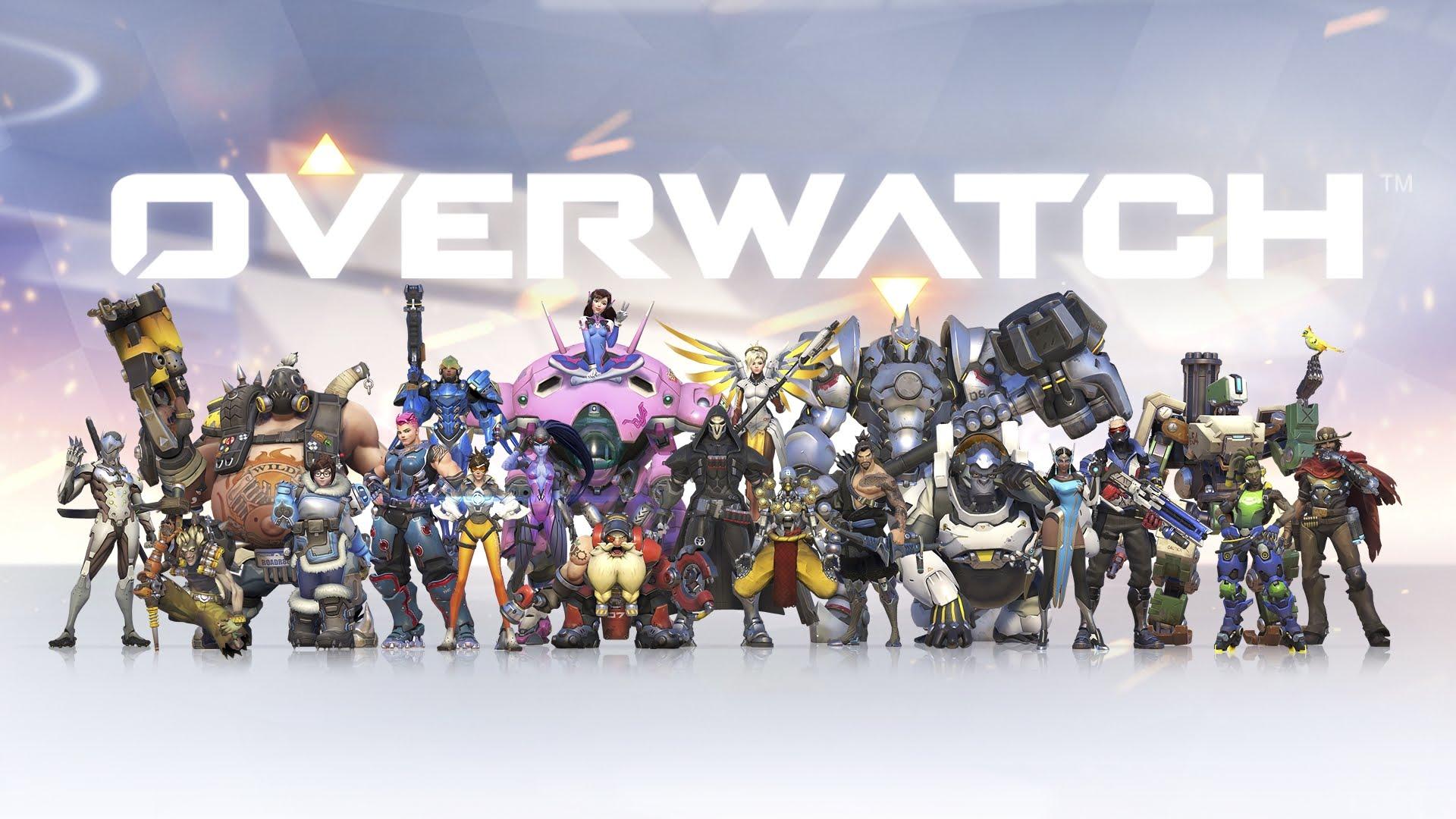Overwatch ya es oficial