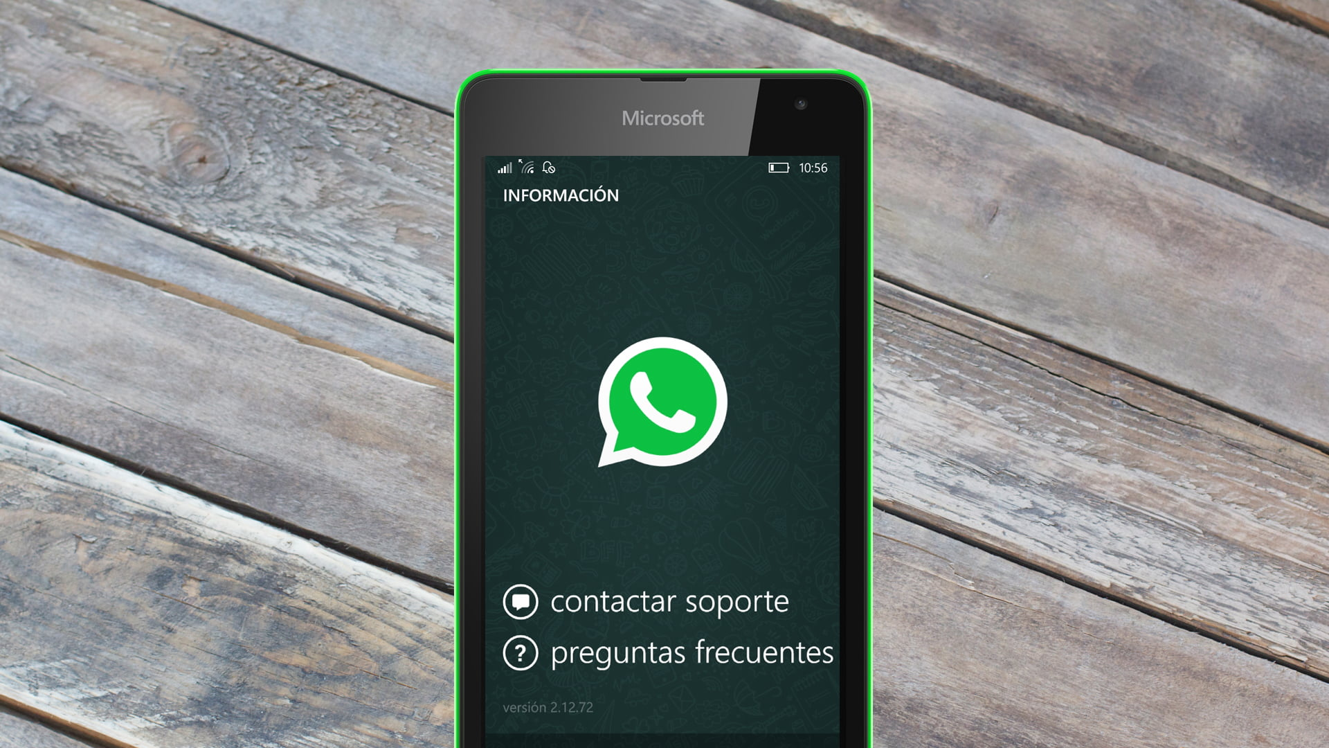 WhatsApp beta se actualiza