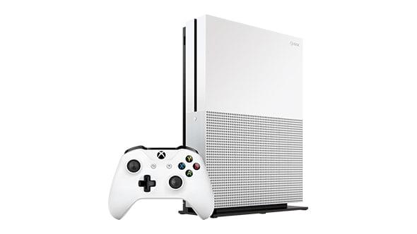 La Xbox One S llega a la tienda de Microsoft