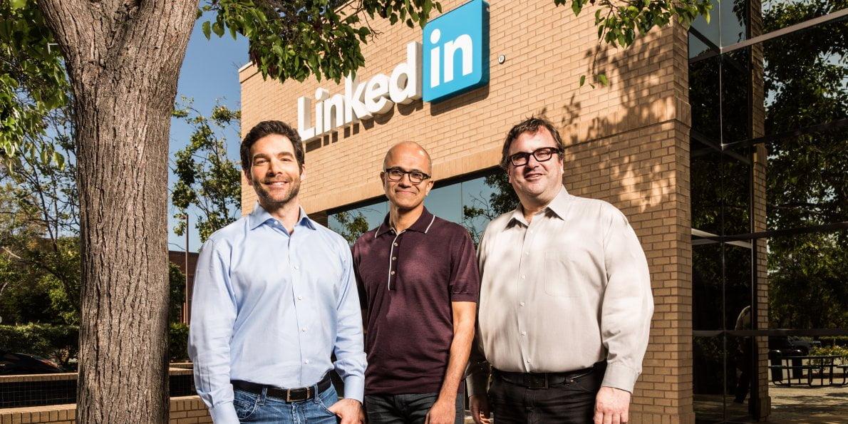 LinkedIn se une a Microsoft