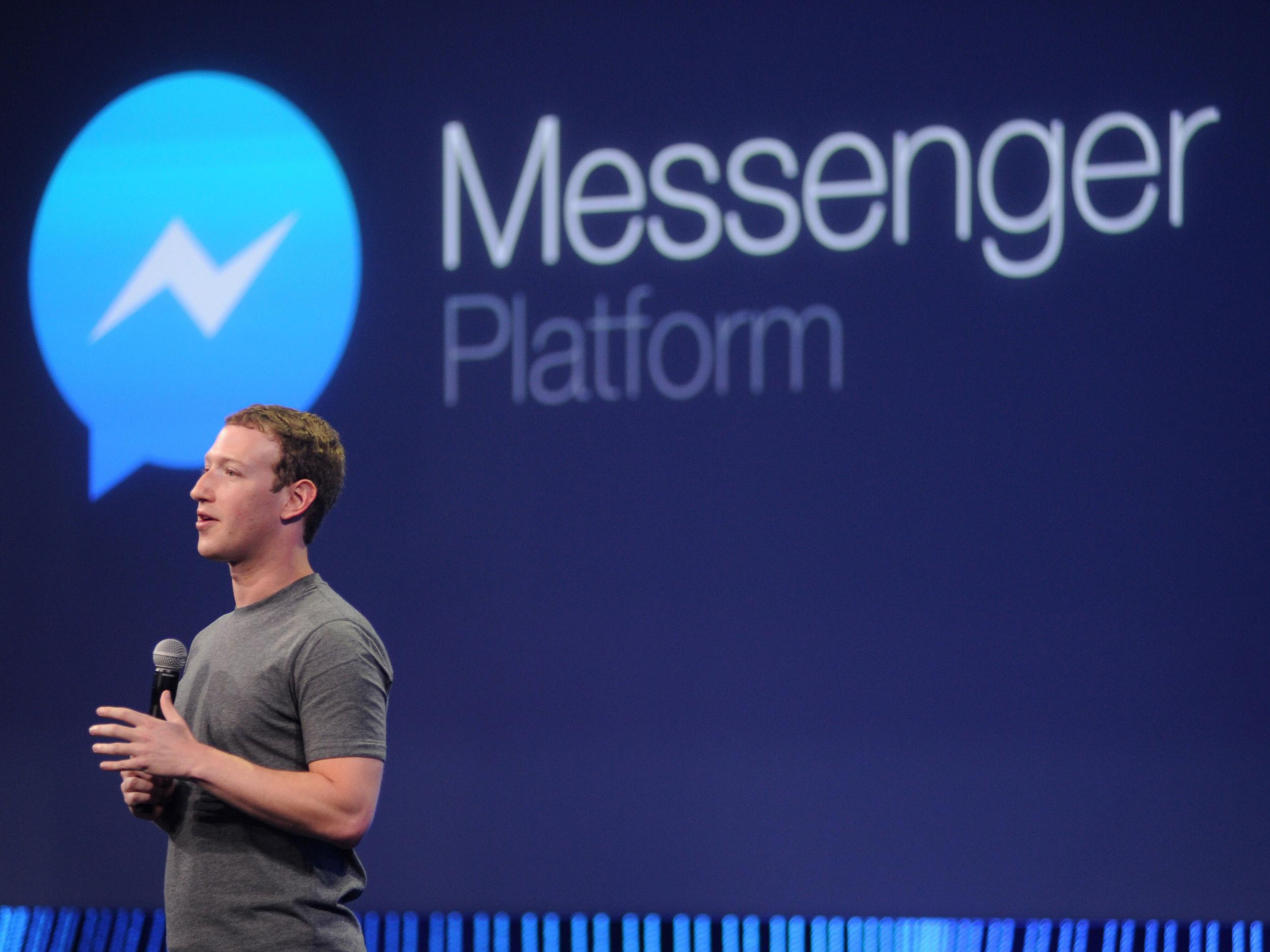 Las videollamadas llegan a Messenger
