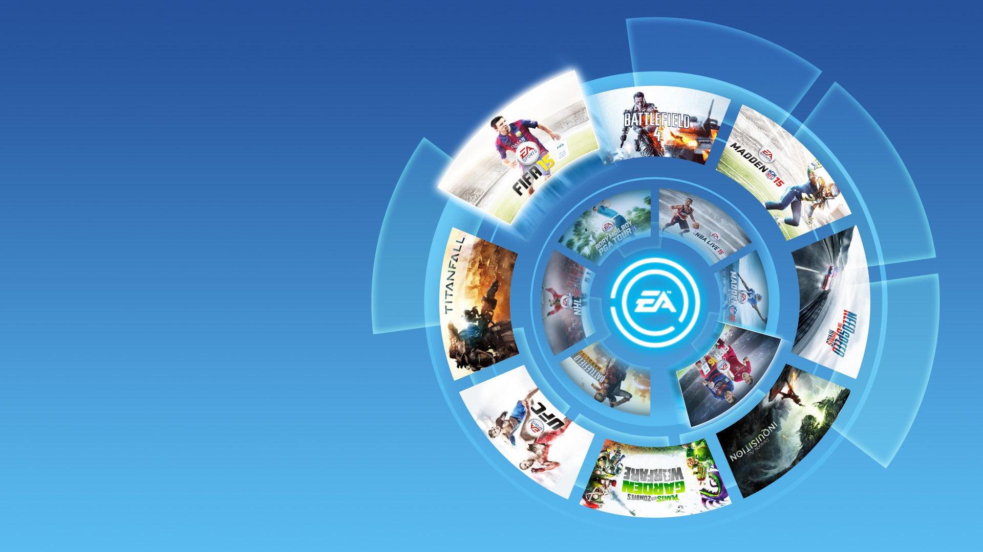 Disfruta gratis de todos los juegos de EA Access