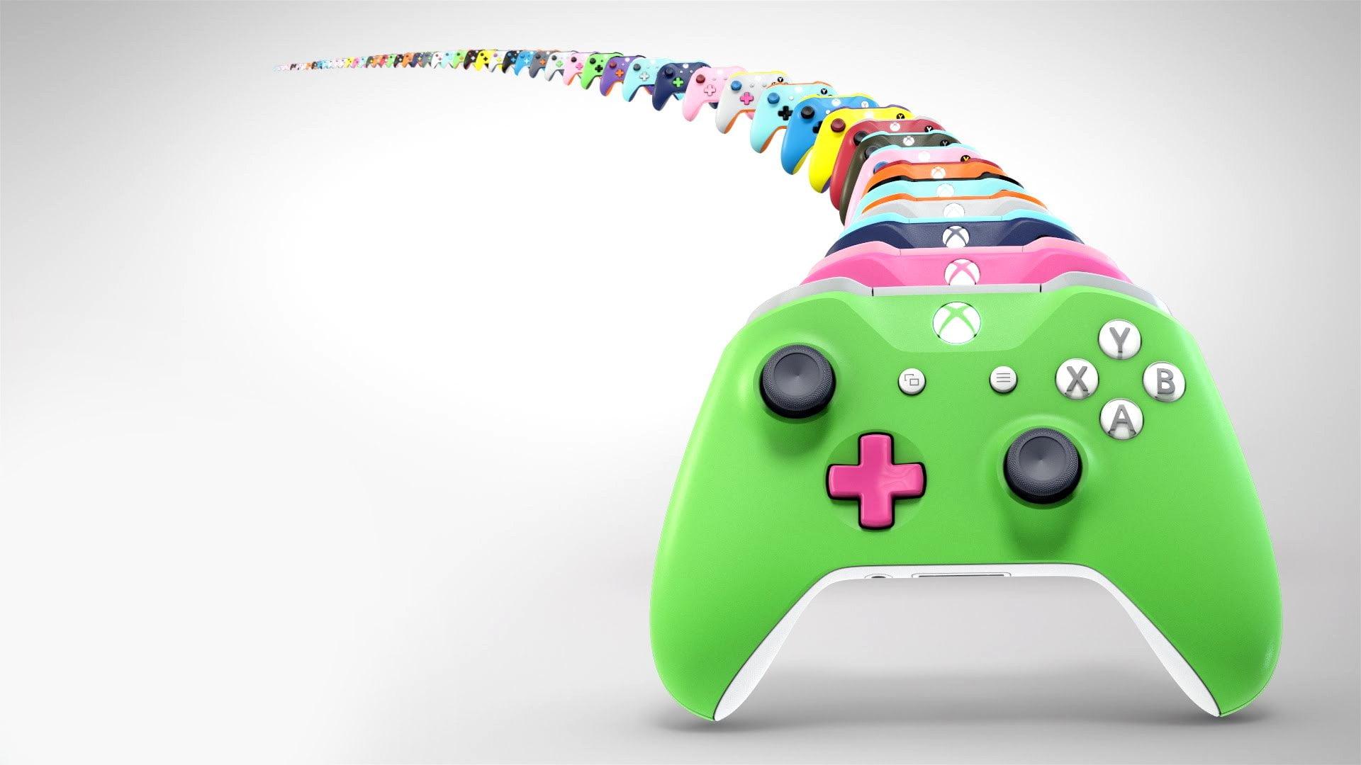 Llegan nuevos mandos de Xbox