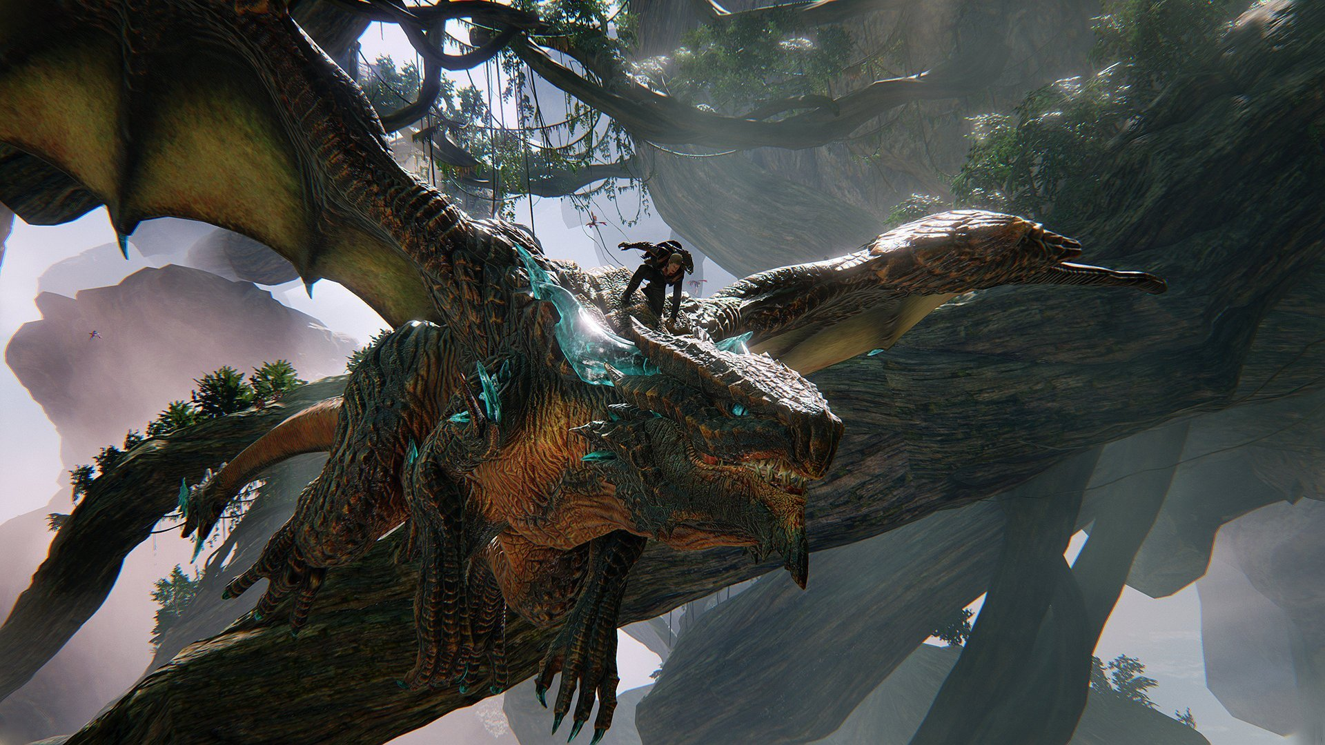 Scalebound, exclusivo de Xbox y PC