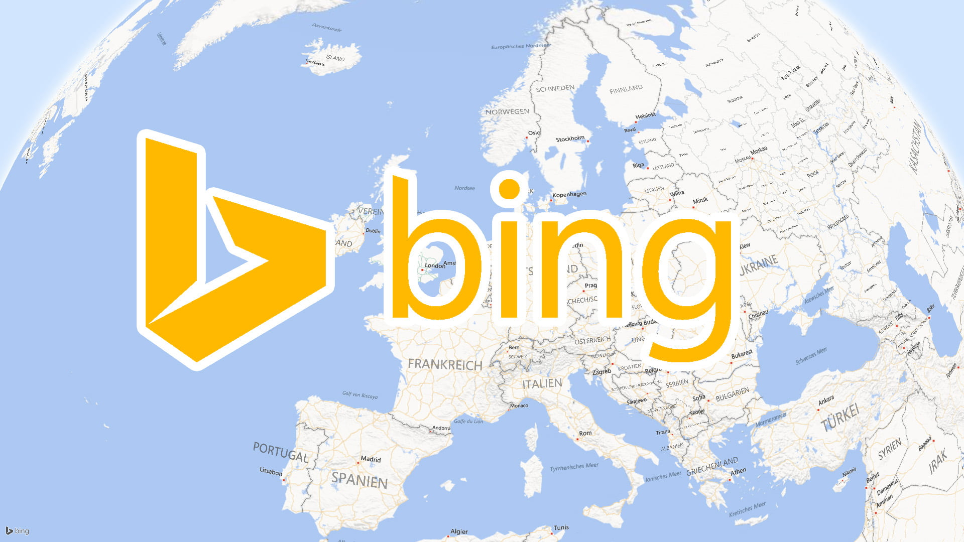 Logo de Bing Maps