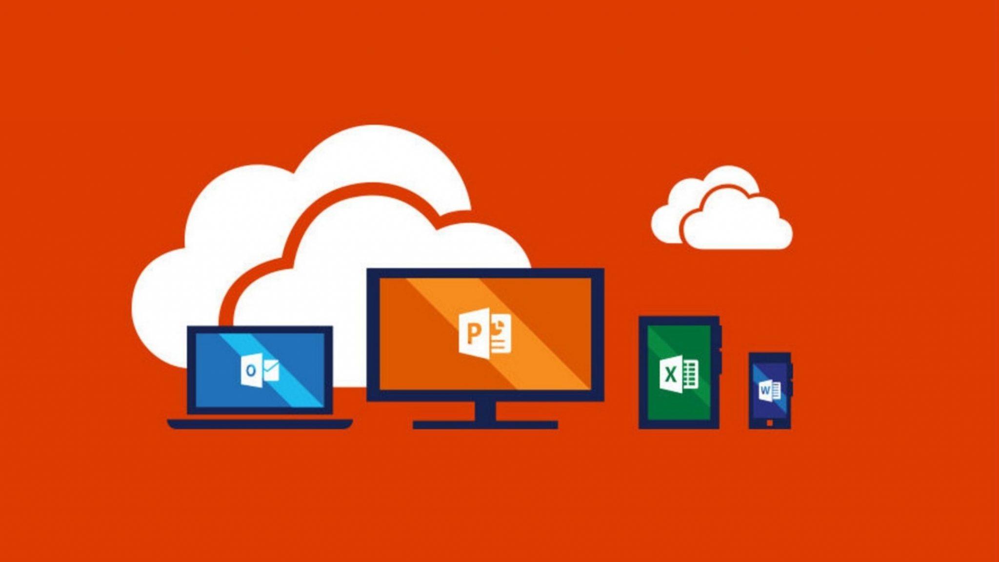 Imagen promocional de Office 365