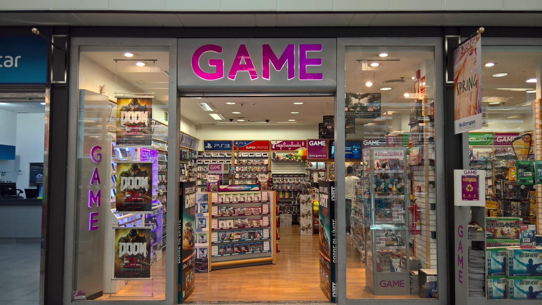 Descubre las ofertas de Game