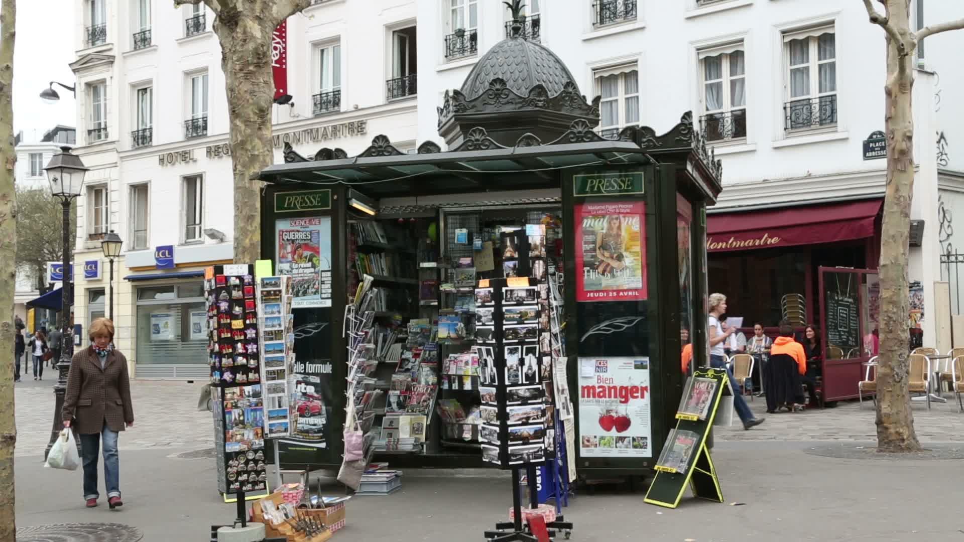 Quisco clásico parisino
