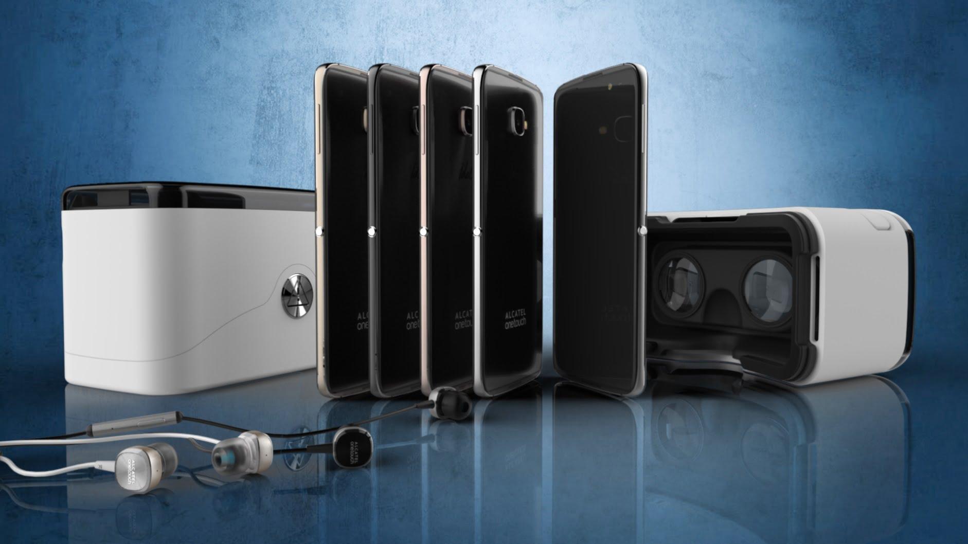 Teléfono y gafas VR
